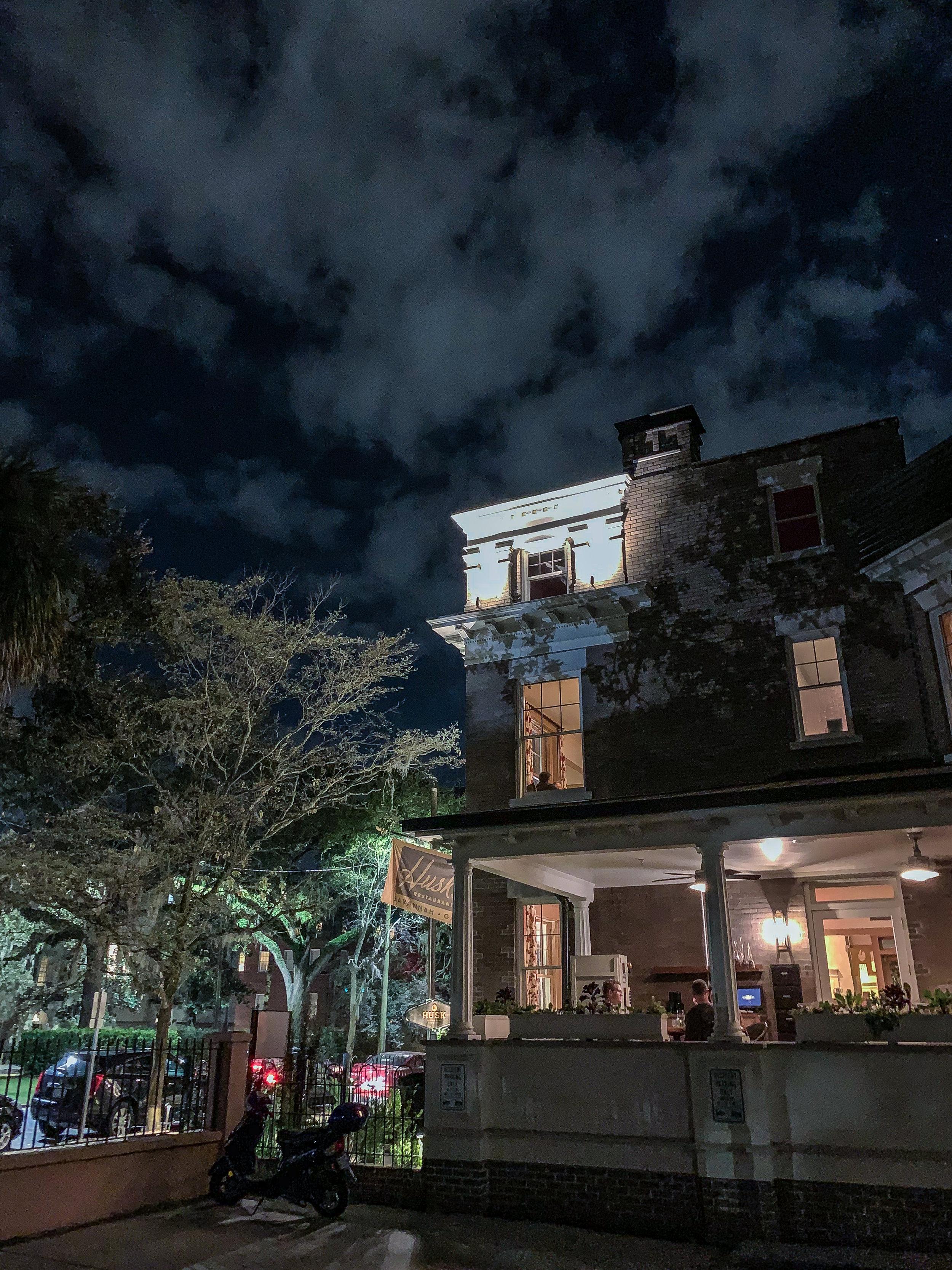 LSS Savannah Ghost Tour