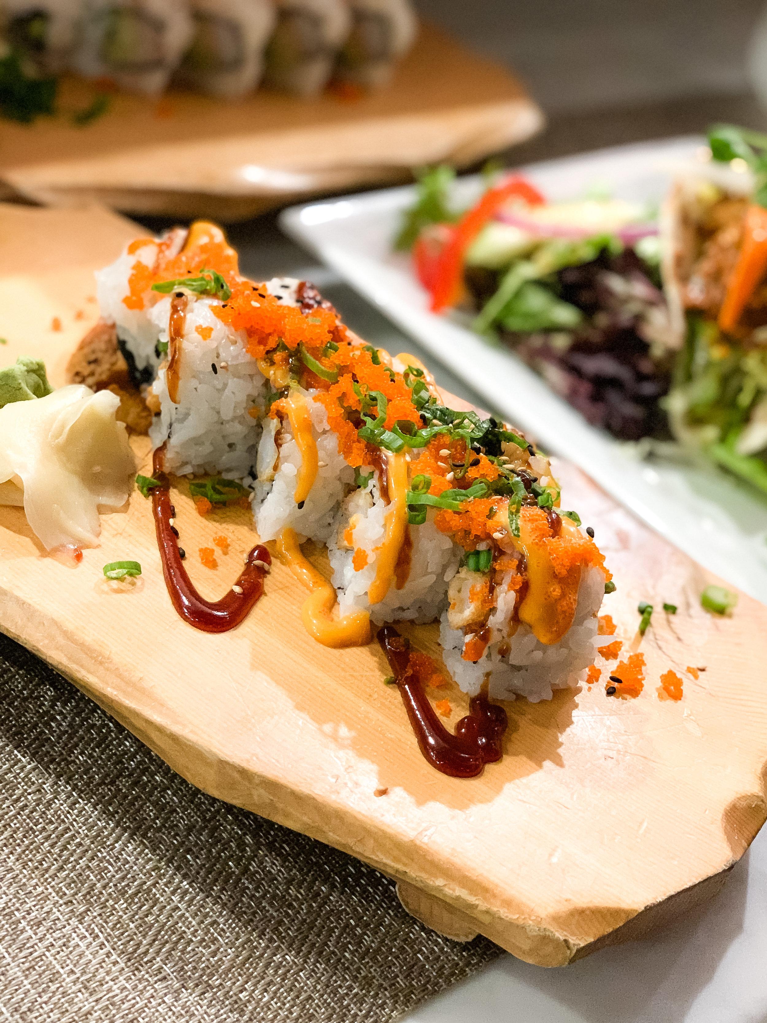 LSS Savannah Sushi