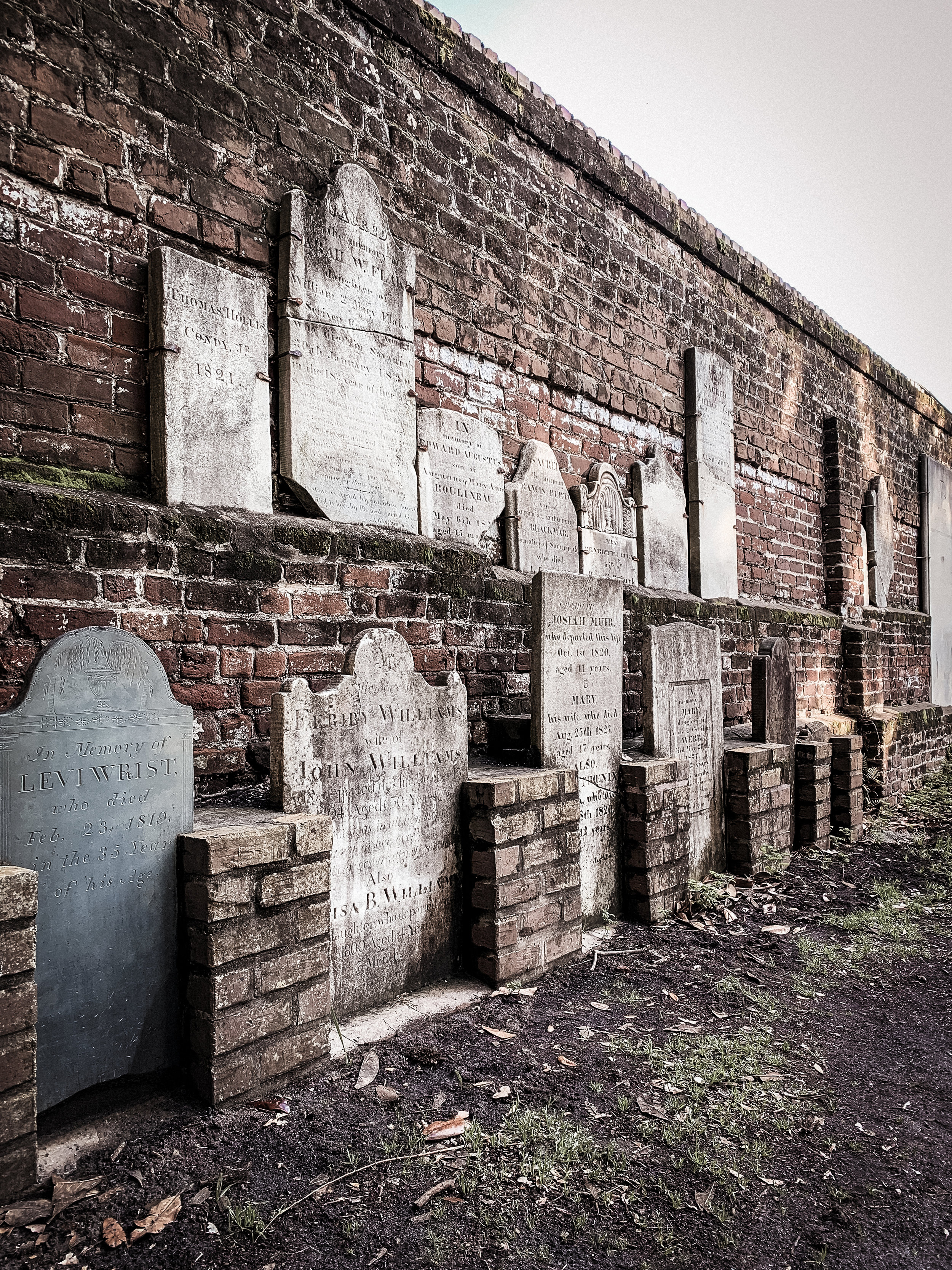 LSS Savannah Cemetery