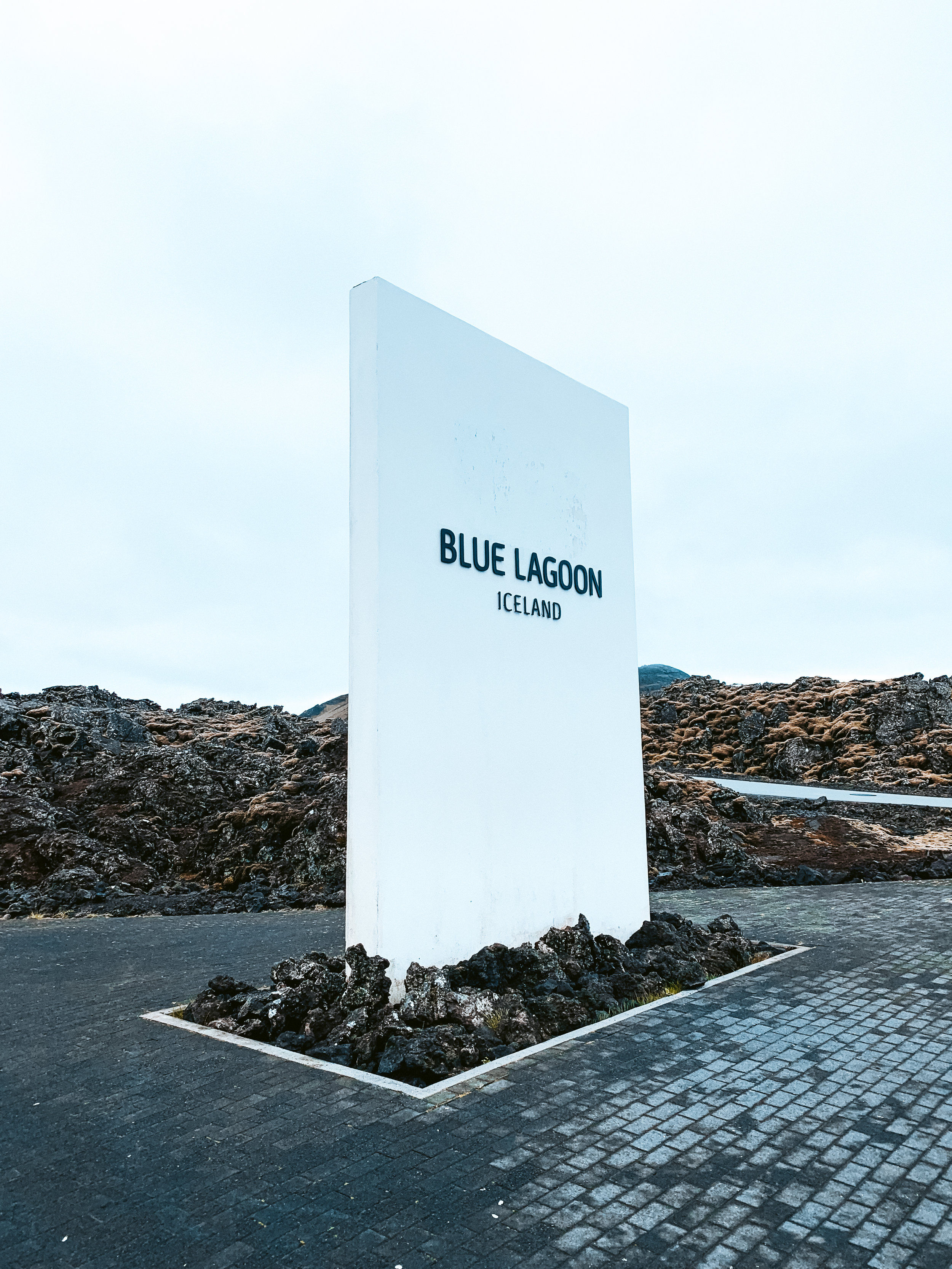 LSS Blue Lagoon Iceland Entrance