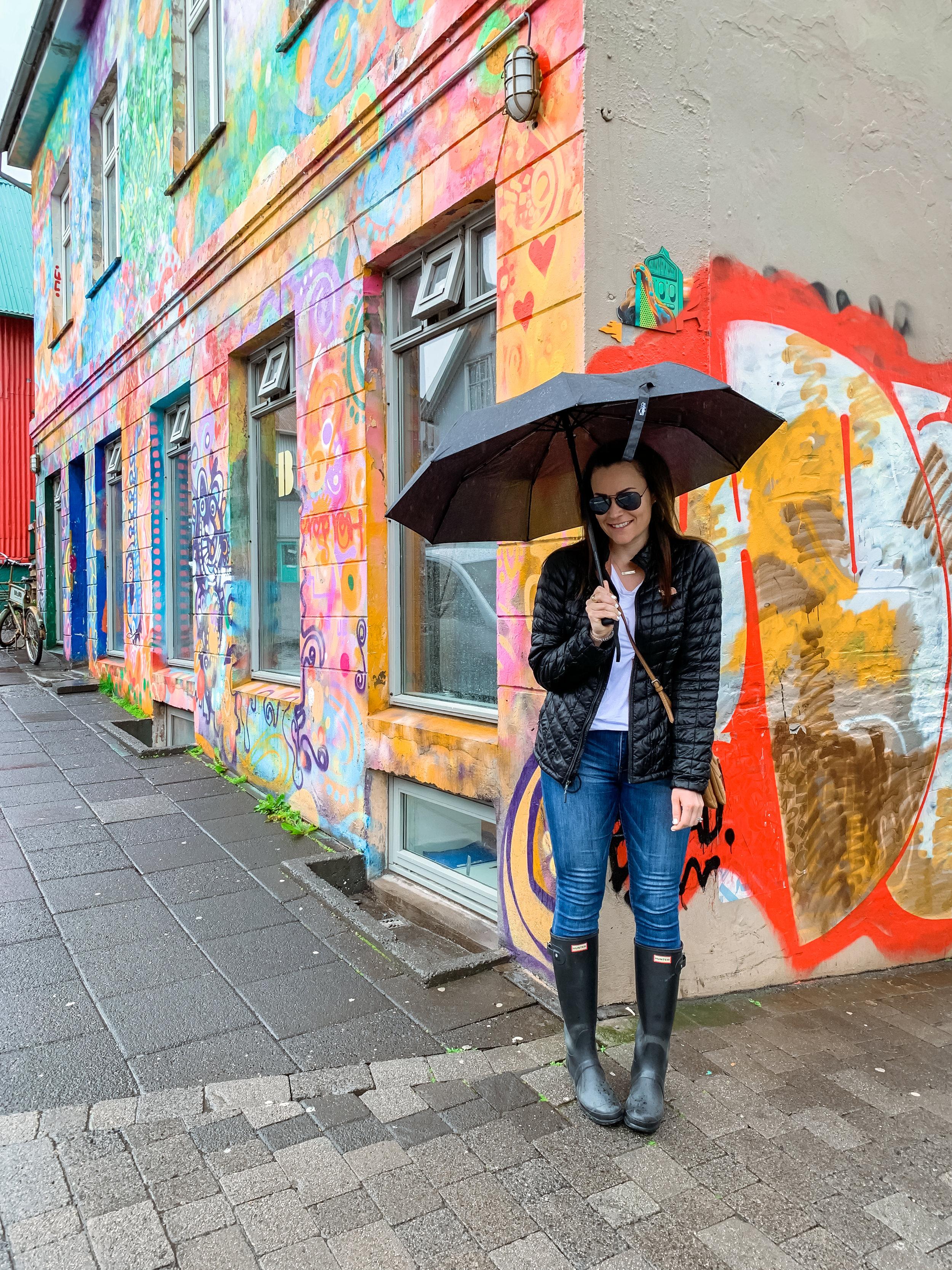 LSS Reykjavik Street Art