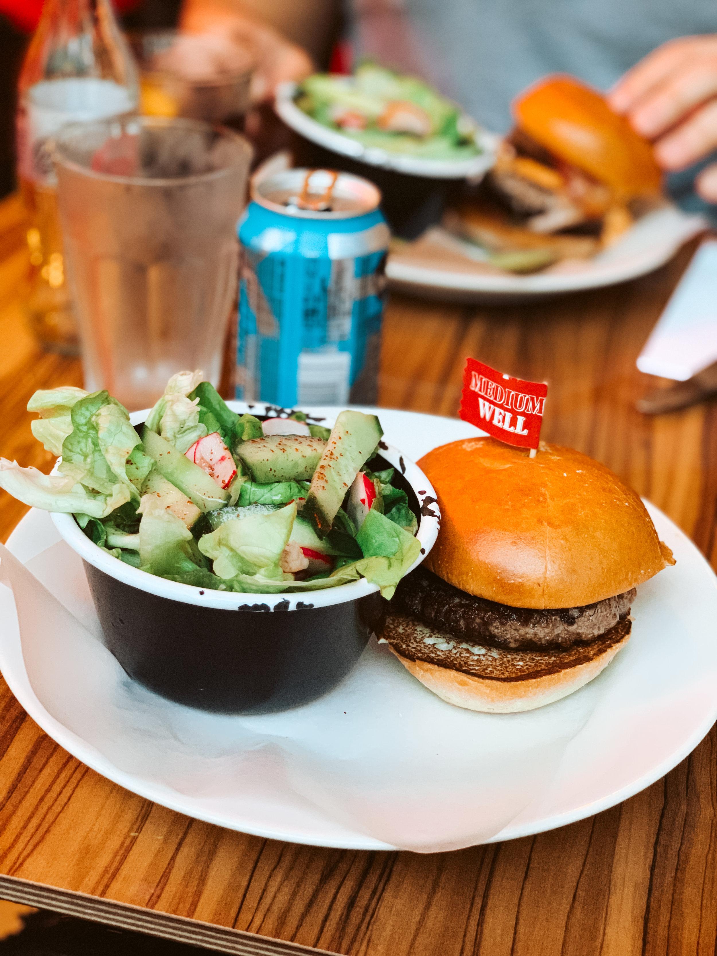 LSS Camden London Byron Proper Hamburgers