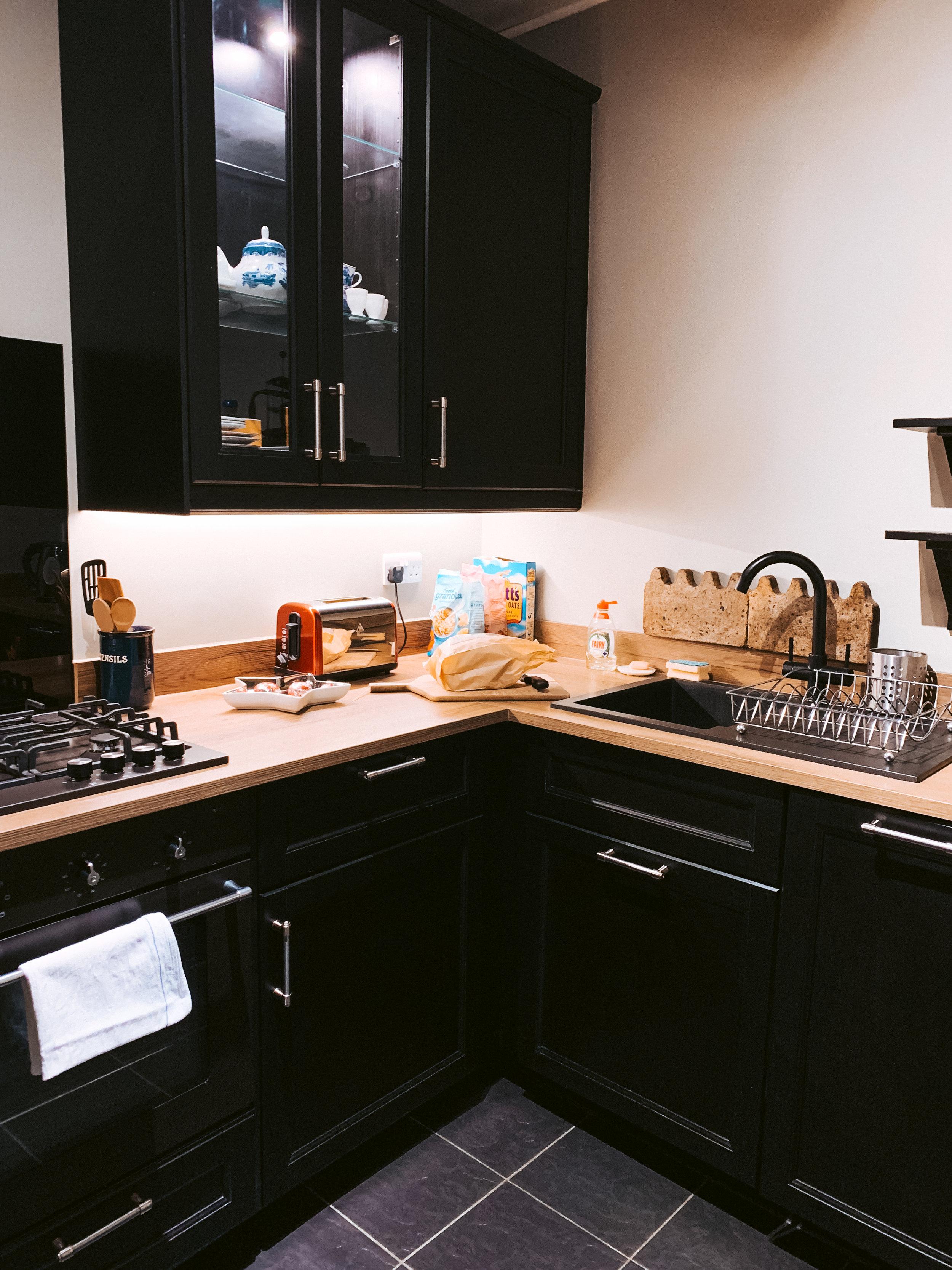 LSS Edinburgh Scotland Airbnb