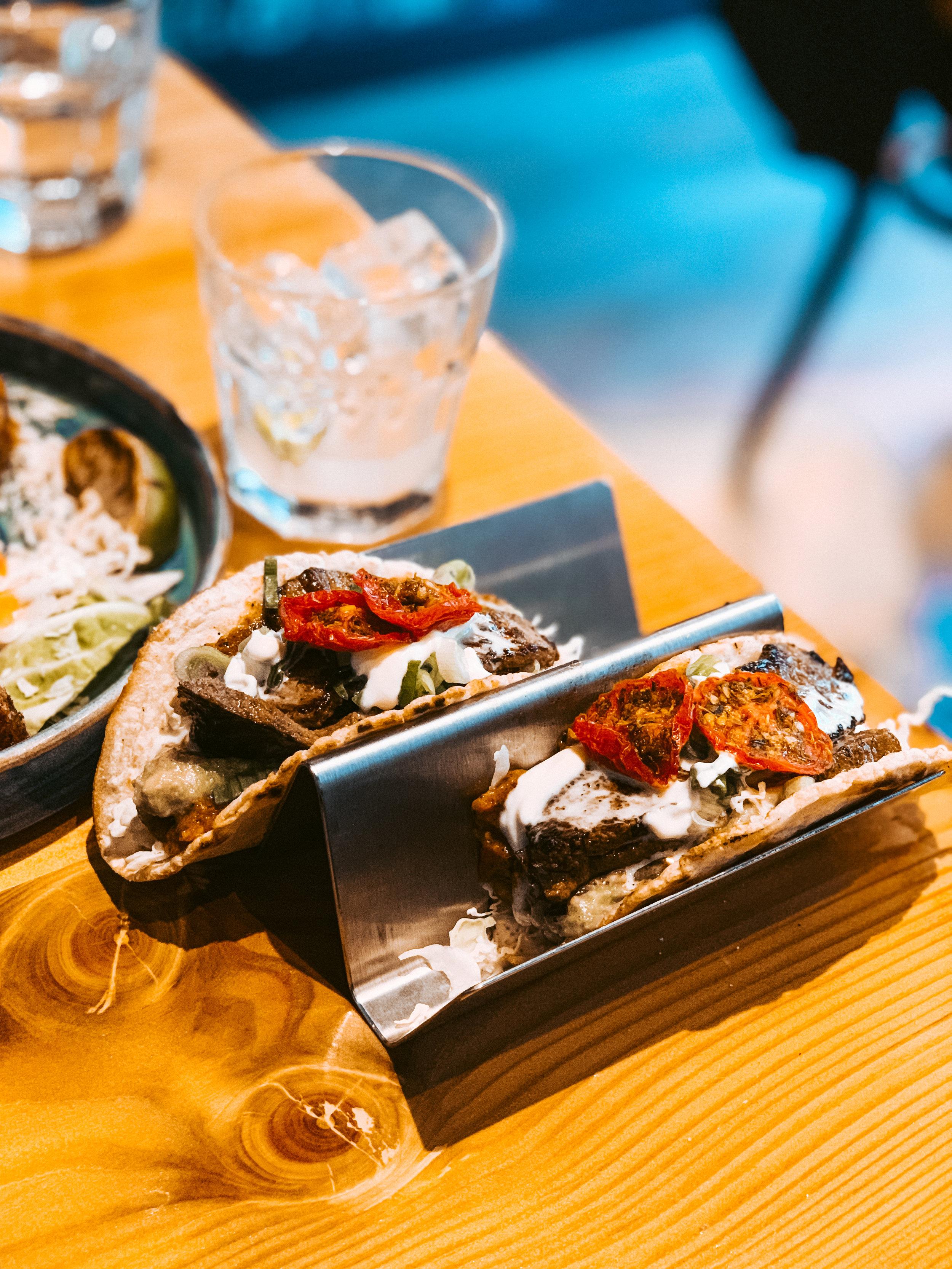 LSS El Cartel Mexican Tacos Edinburgh Scotland