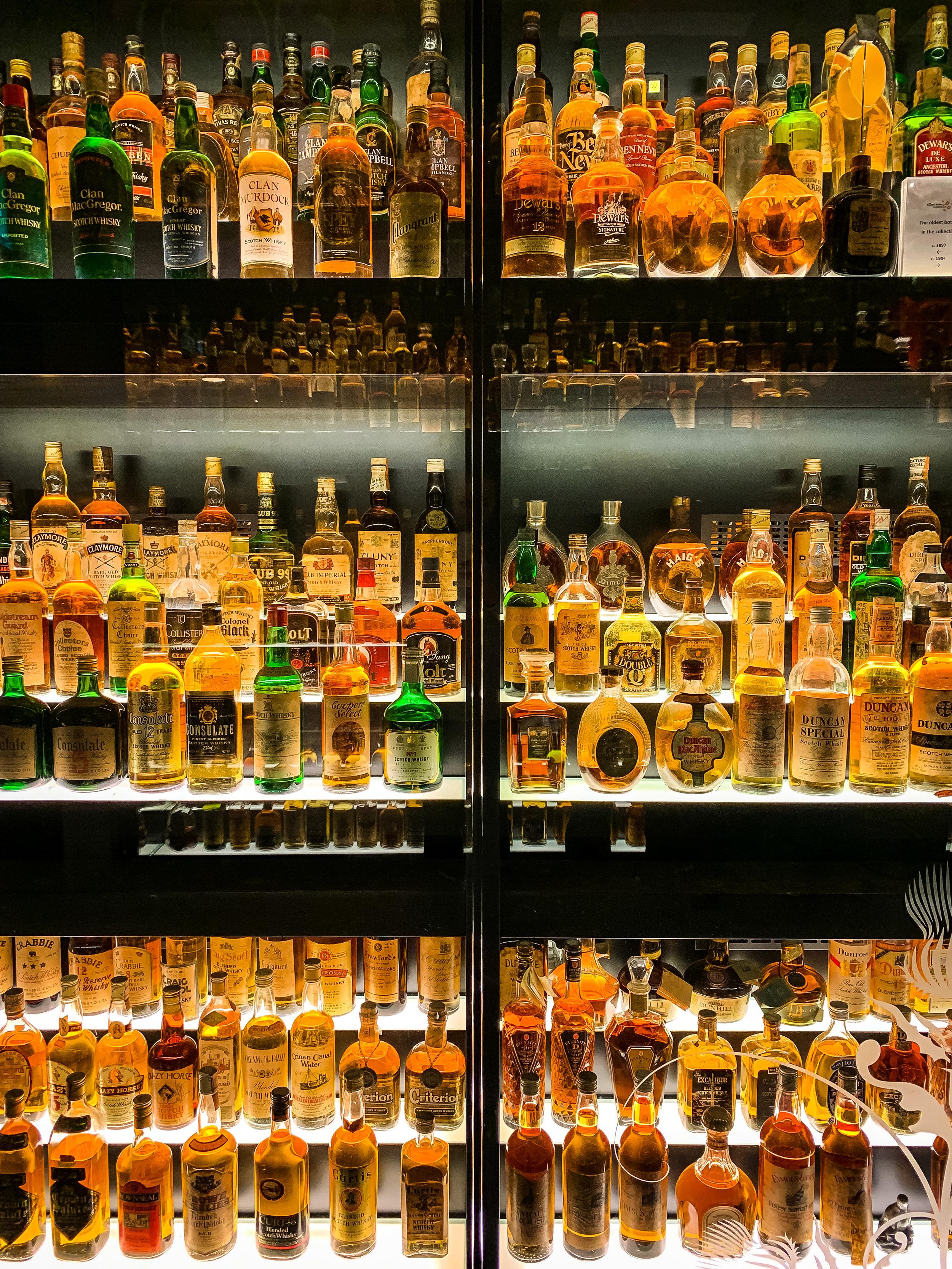 LSS Scotch Whisky Experience Edinburgh Scotland