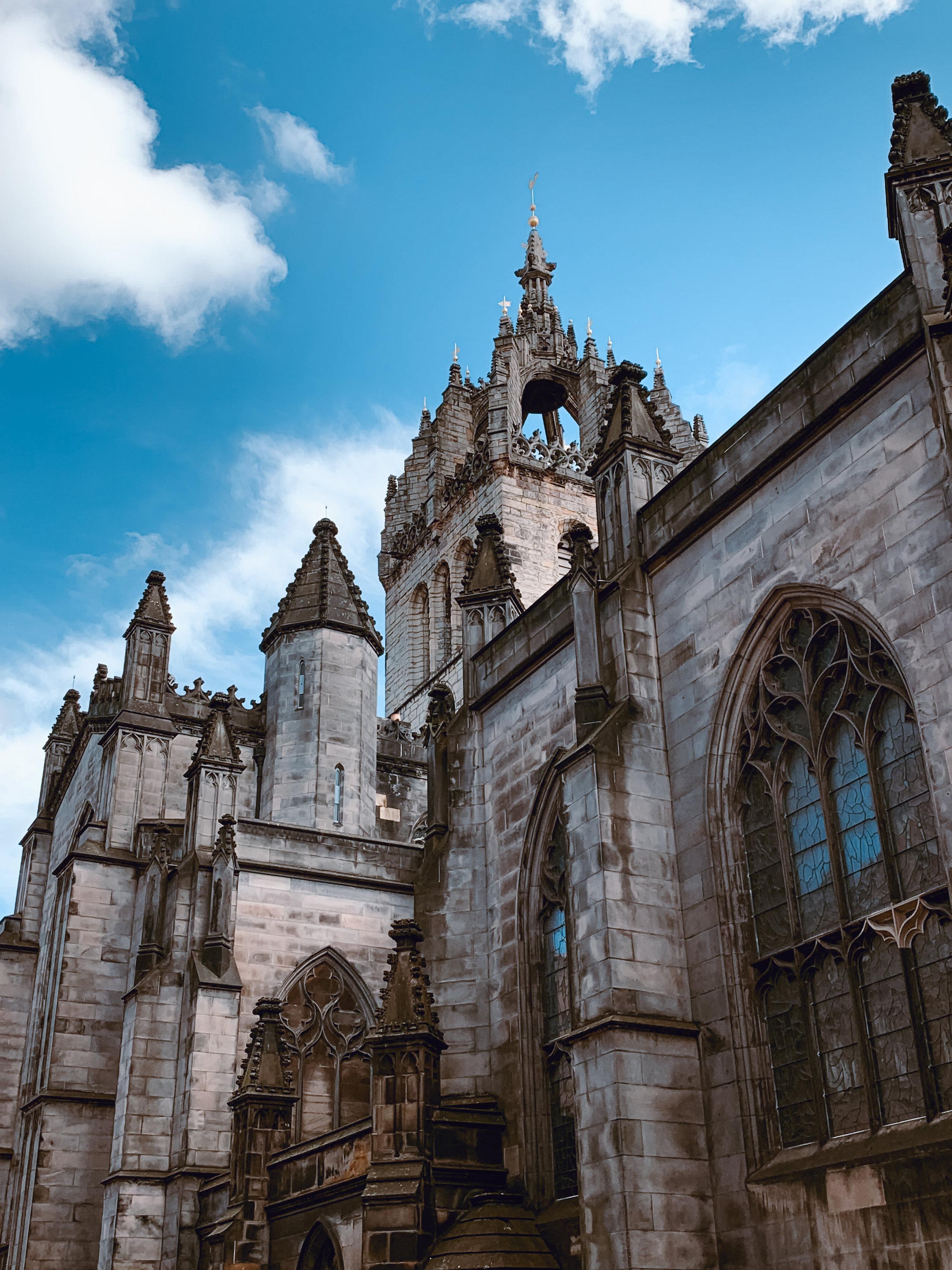 LSS Edinburgh Scotland