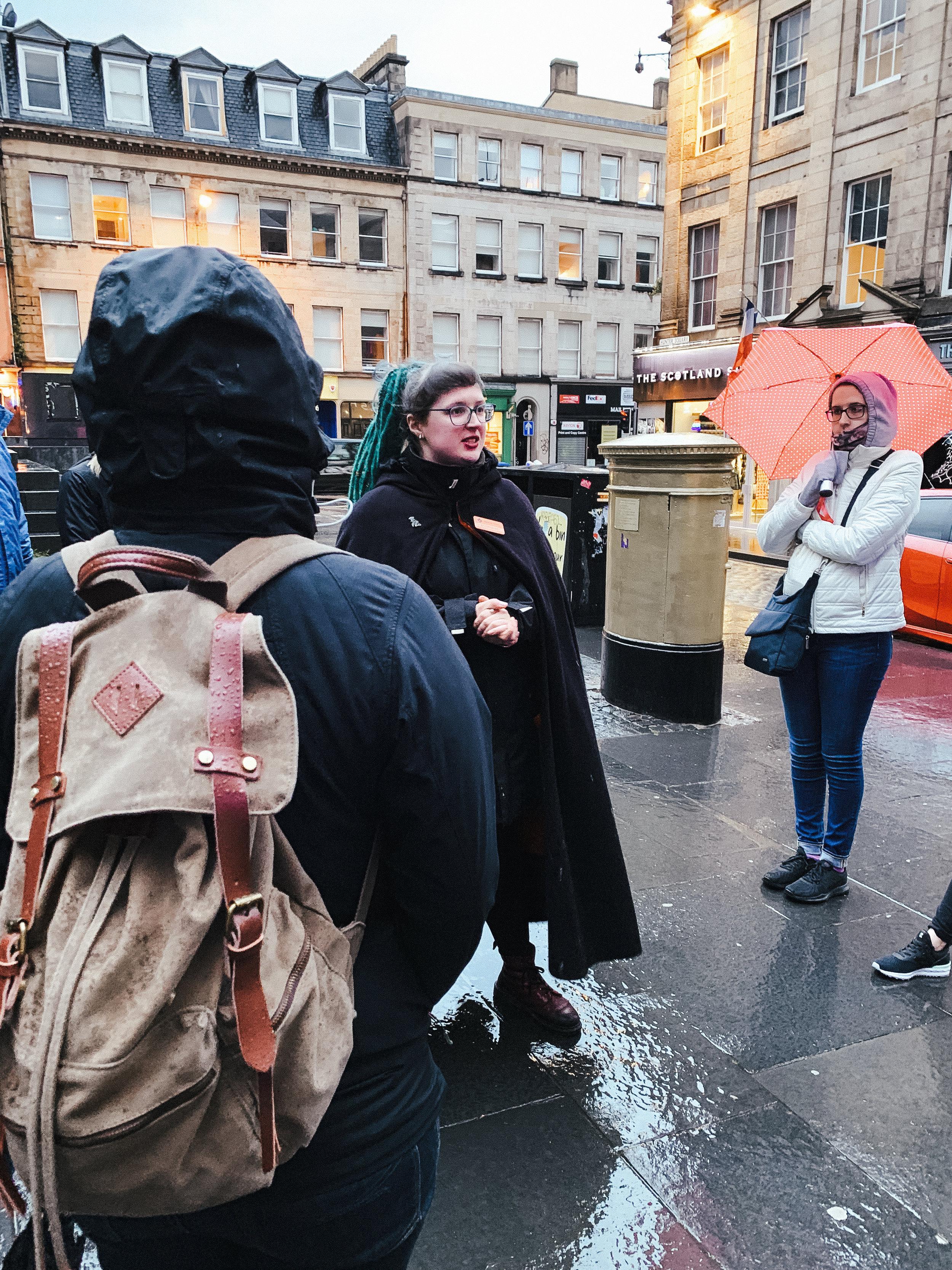 LSS Mercat Tours Edinburgh Scotland