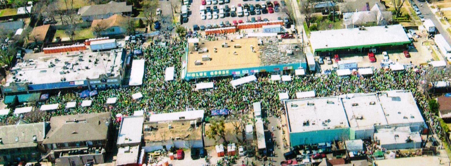 St. Patrick's Day - Block Party
