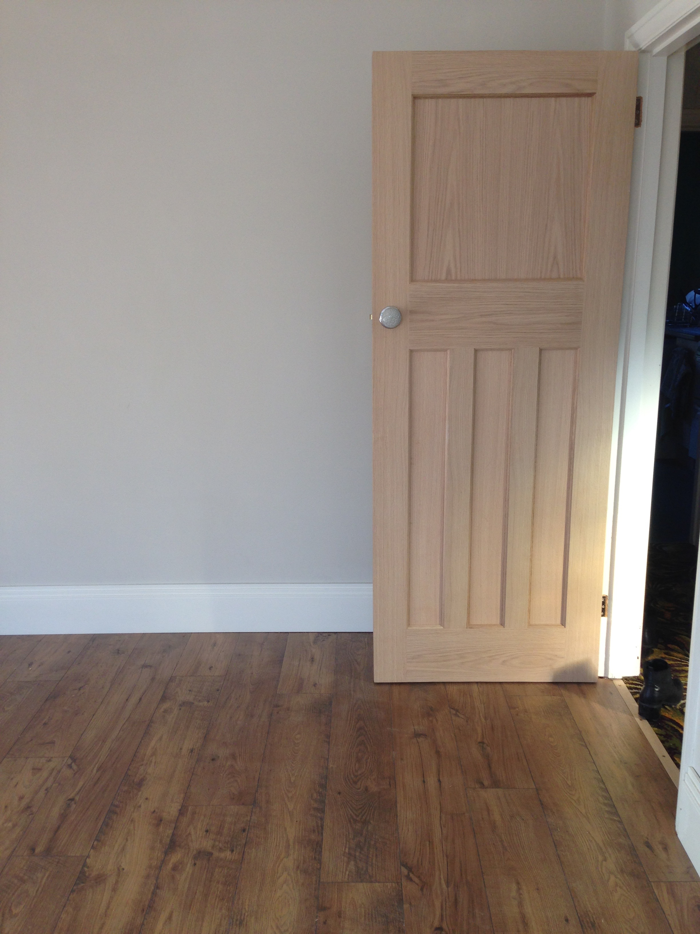 real wood vs laminate flooring