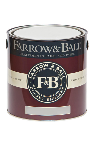 A selection of farrow & ball Paints