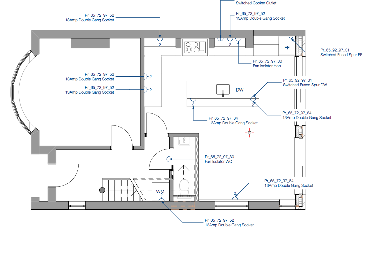 Our New Humble Modern Farmhouse Kitchen Plans Fifi Mcgee Interiors Renovation Blog