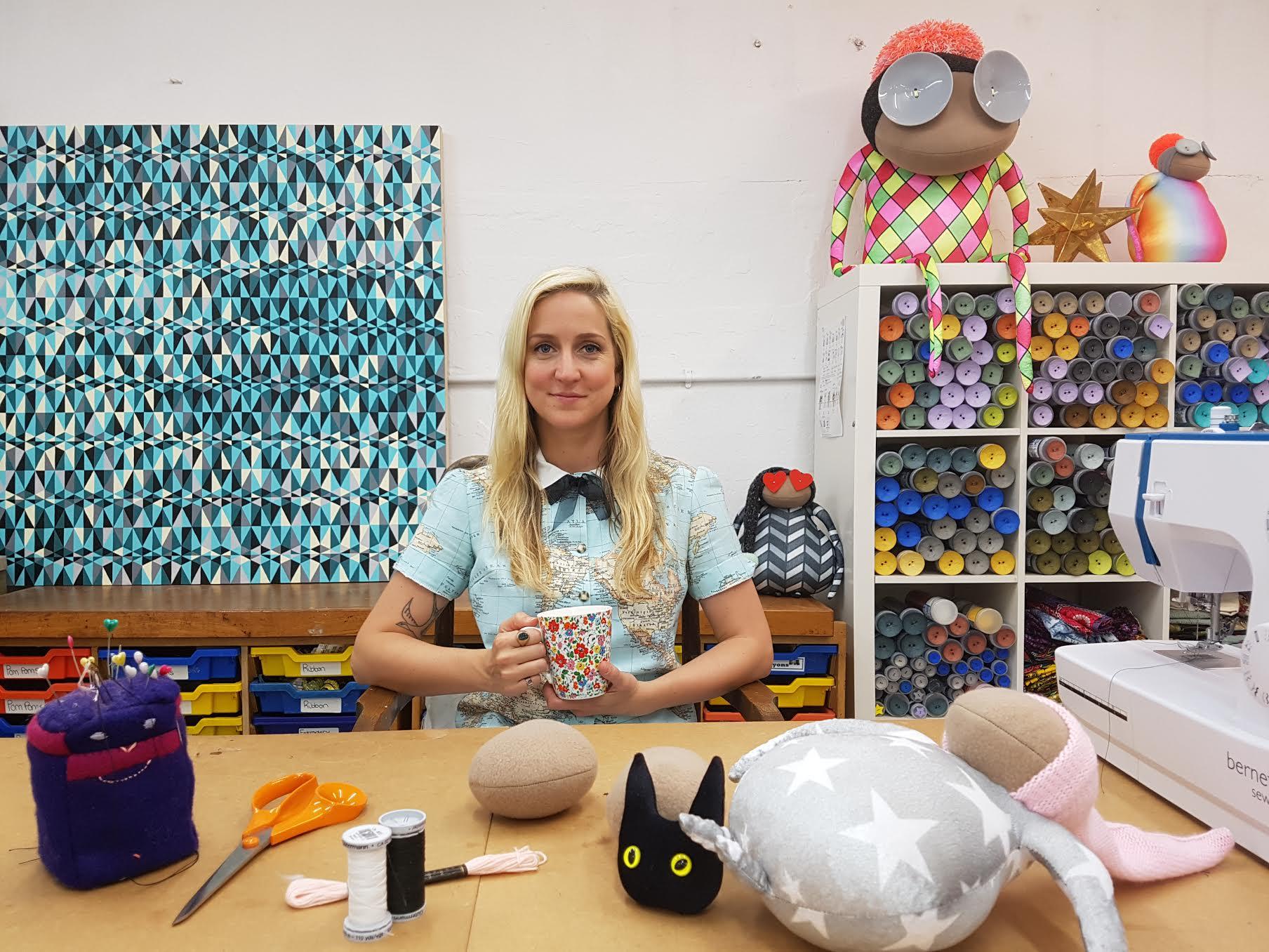 Jenny Mustill, Ruby Ruth Dolls creative