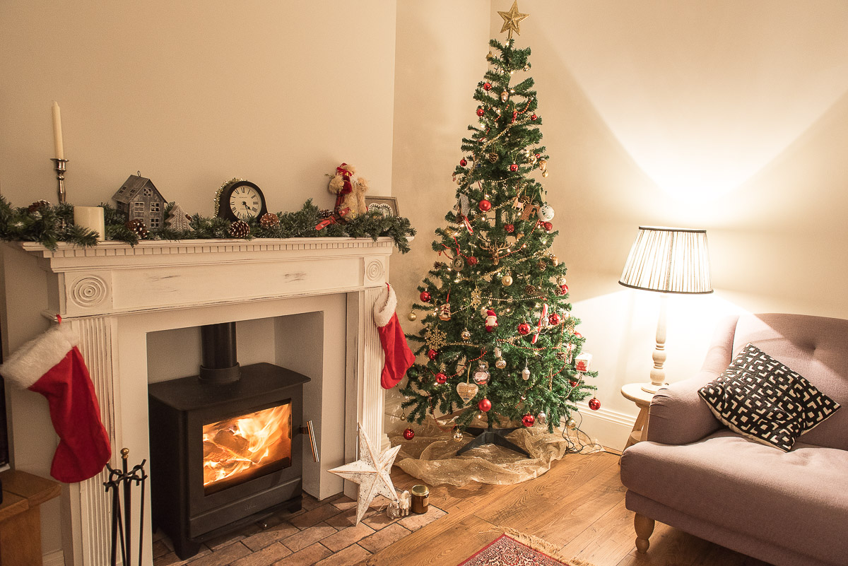Decking The House With All Things Christmas A Mini Tour Fifi Mcgee Interiors Renovation Blog