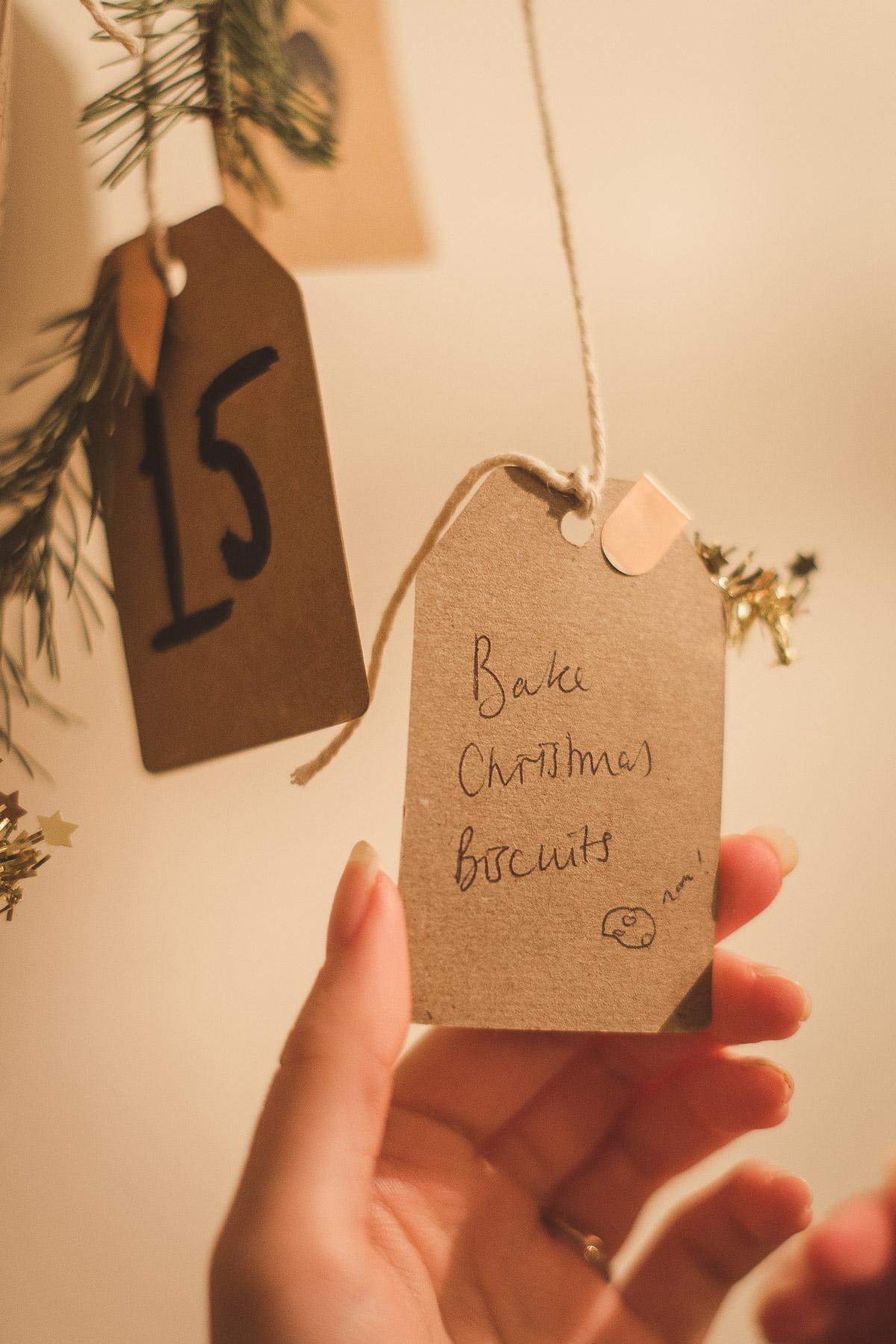 DIY Advent Calendar Project