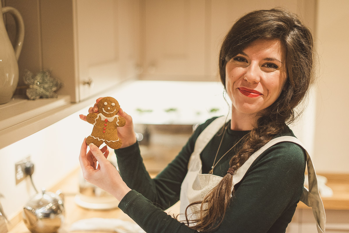 Bake your own gingerbread for Christmas