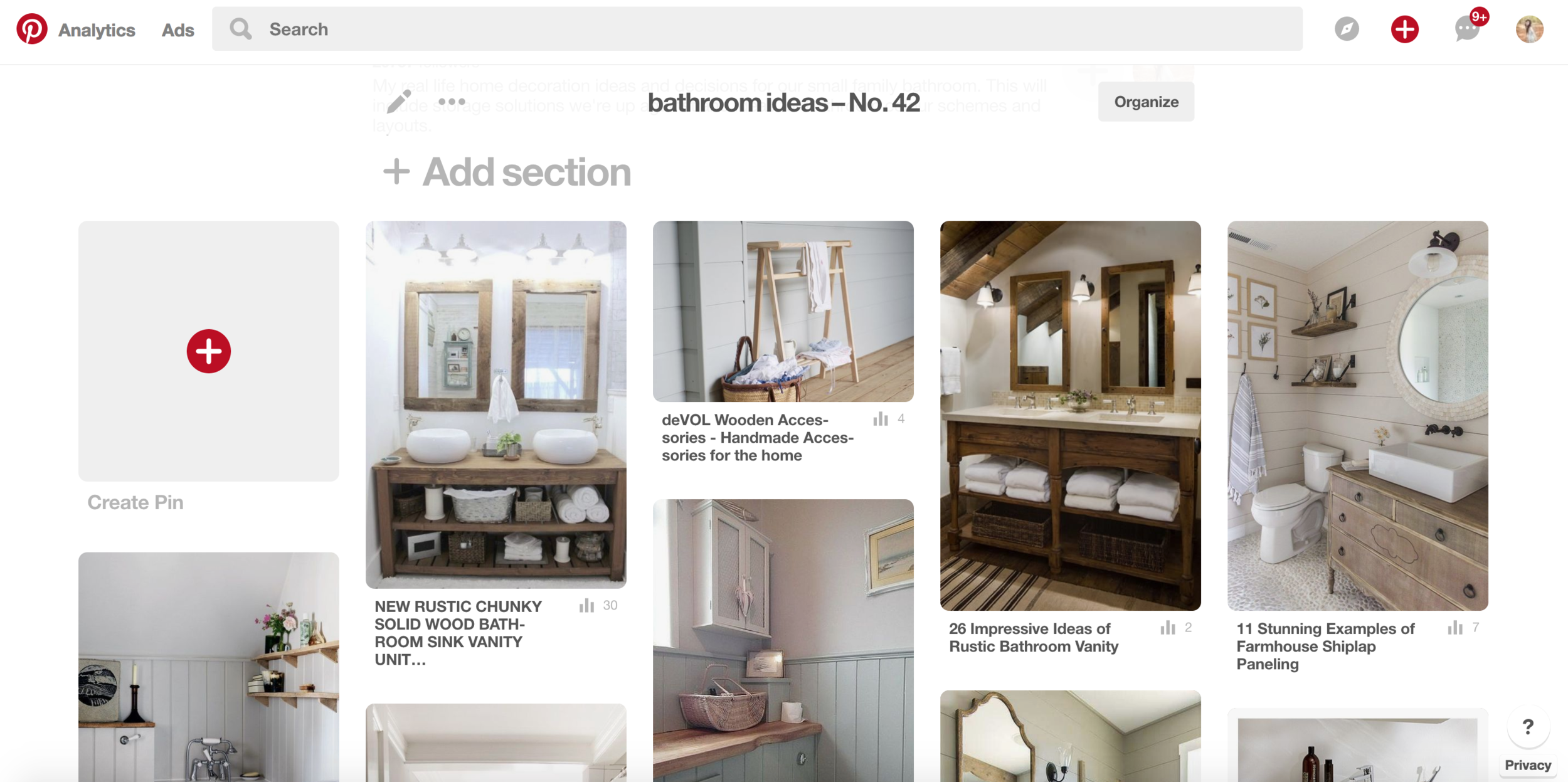 See my pinterest board  HERE