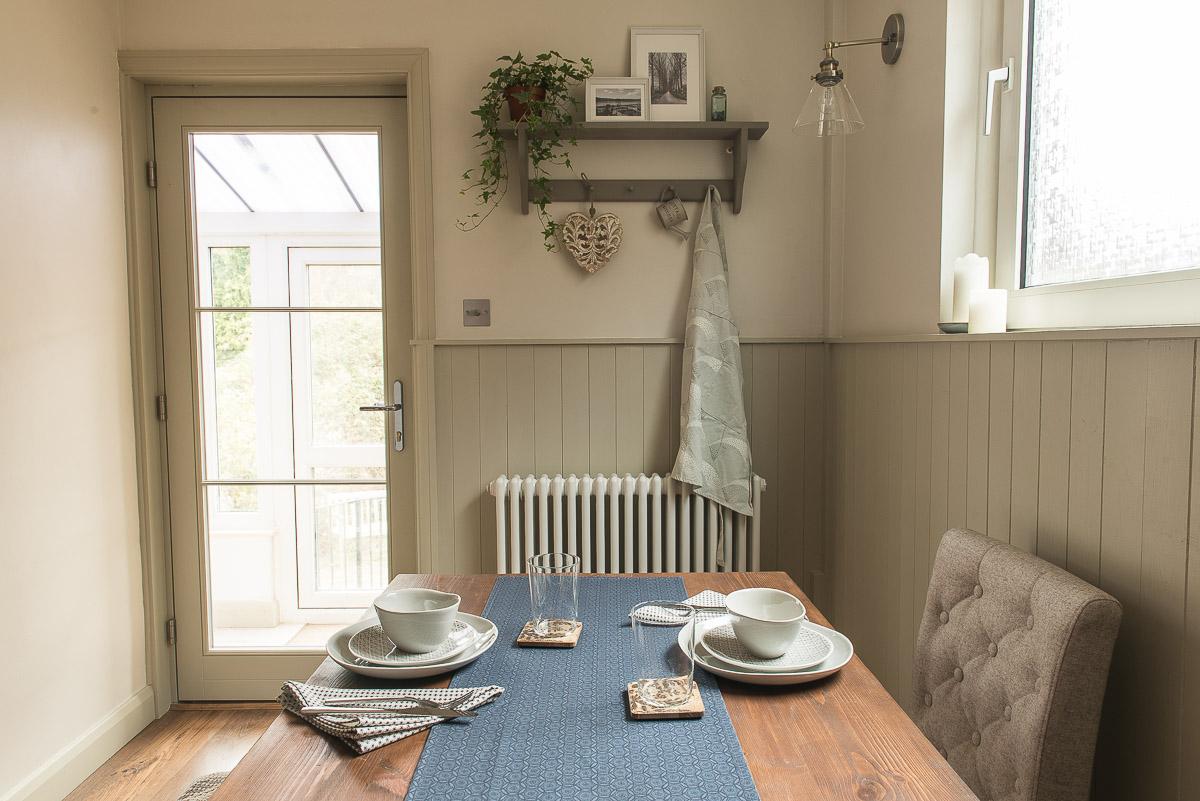 1930s kitchen diner reveal