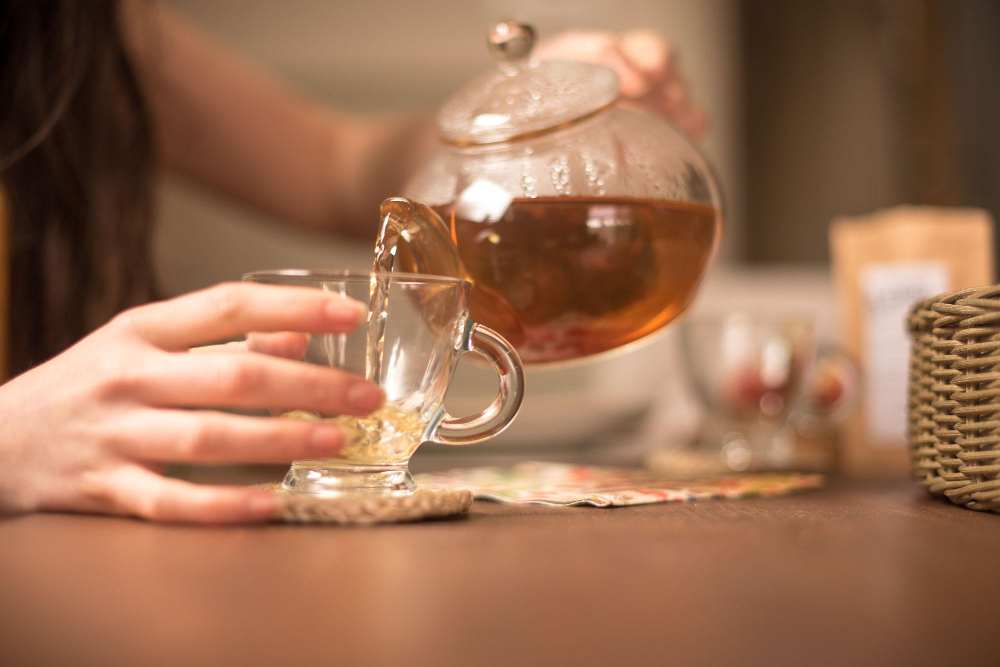 Peach Cobbler Bluebird Tea Co