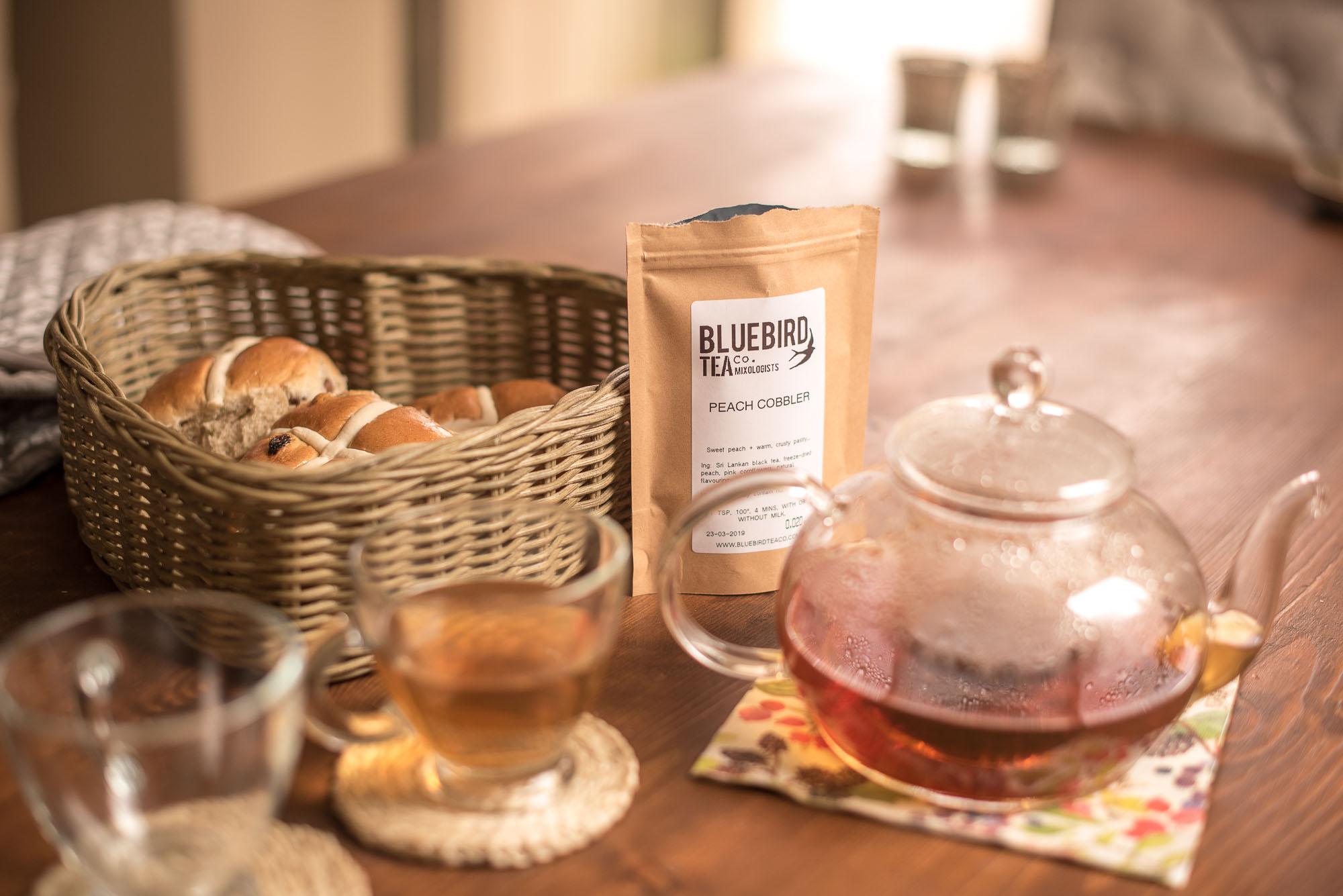 The White Company Bluebird Tea Co