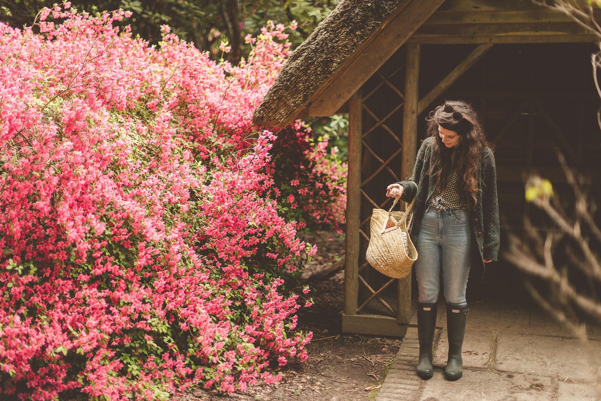 Fifi McGee, Country Living Interior Blogger, Sheffield Park & Garden