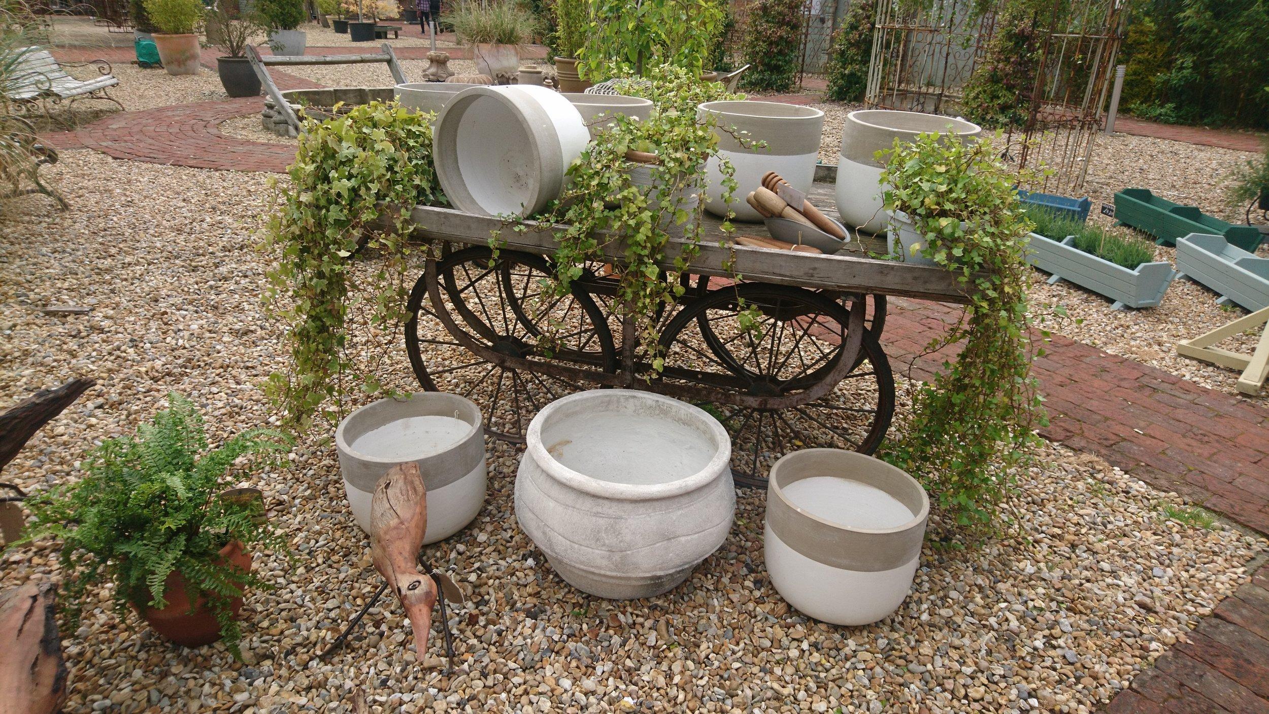Unique garden finds in East Sussex