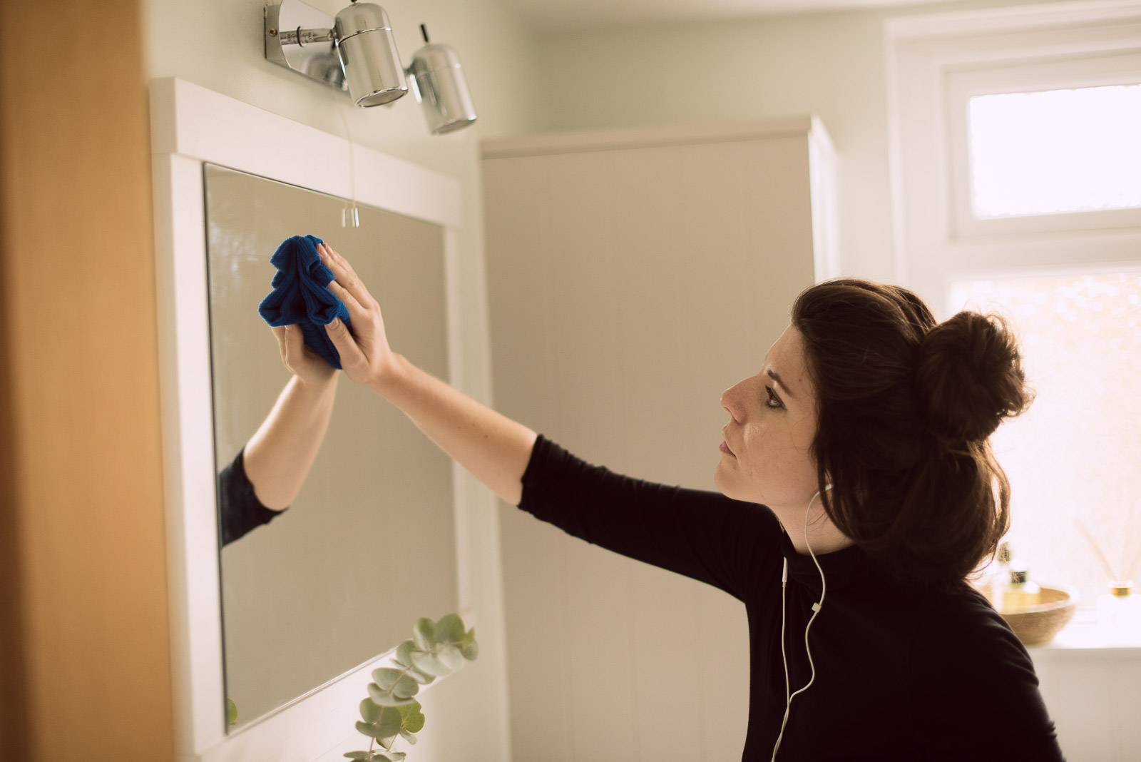 cleaning tips for a 3 bed semi detached