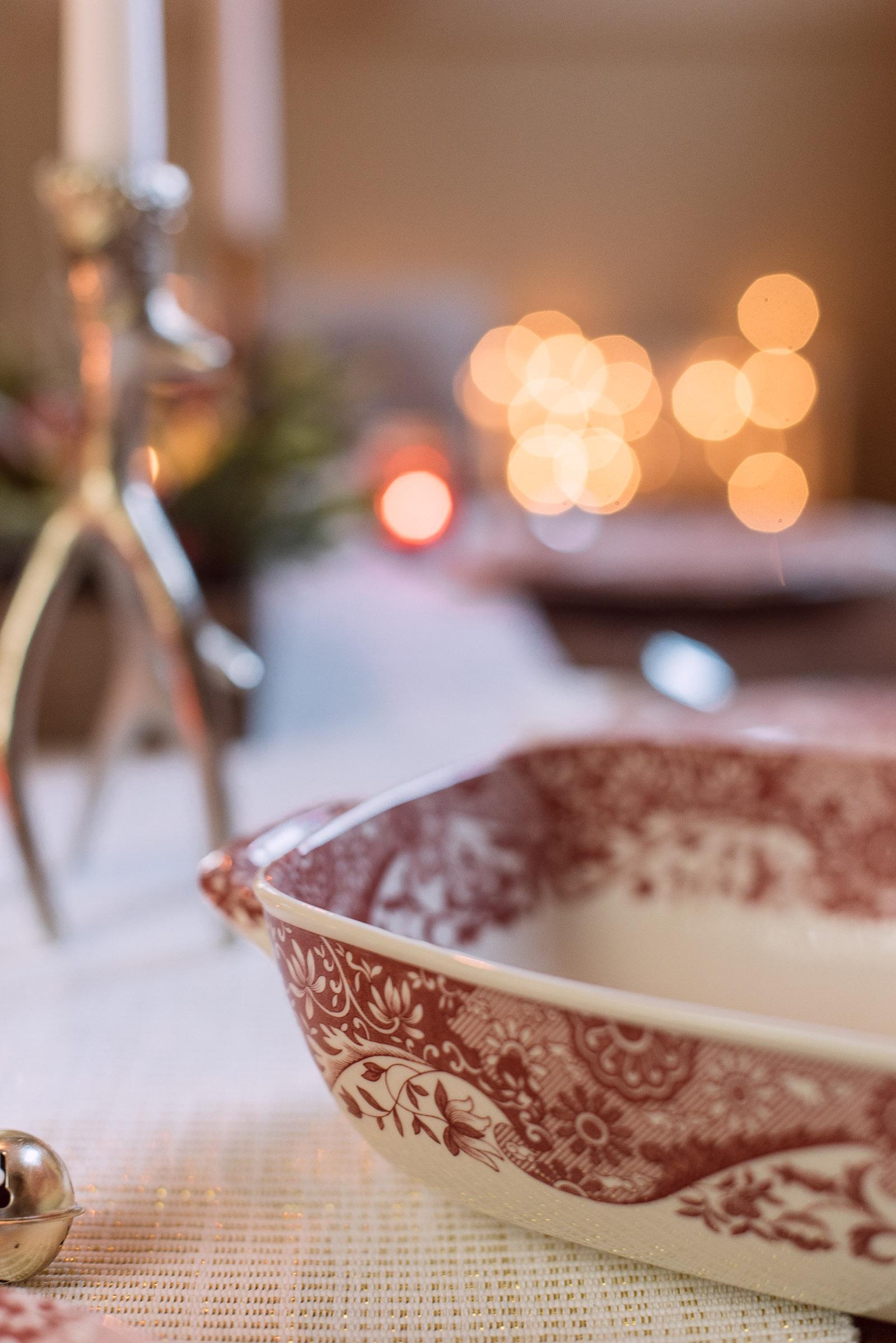 Christmas Table Decoration Ideas - Fifi McGee Interior Blogger