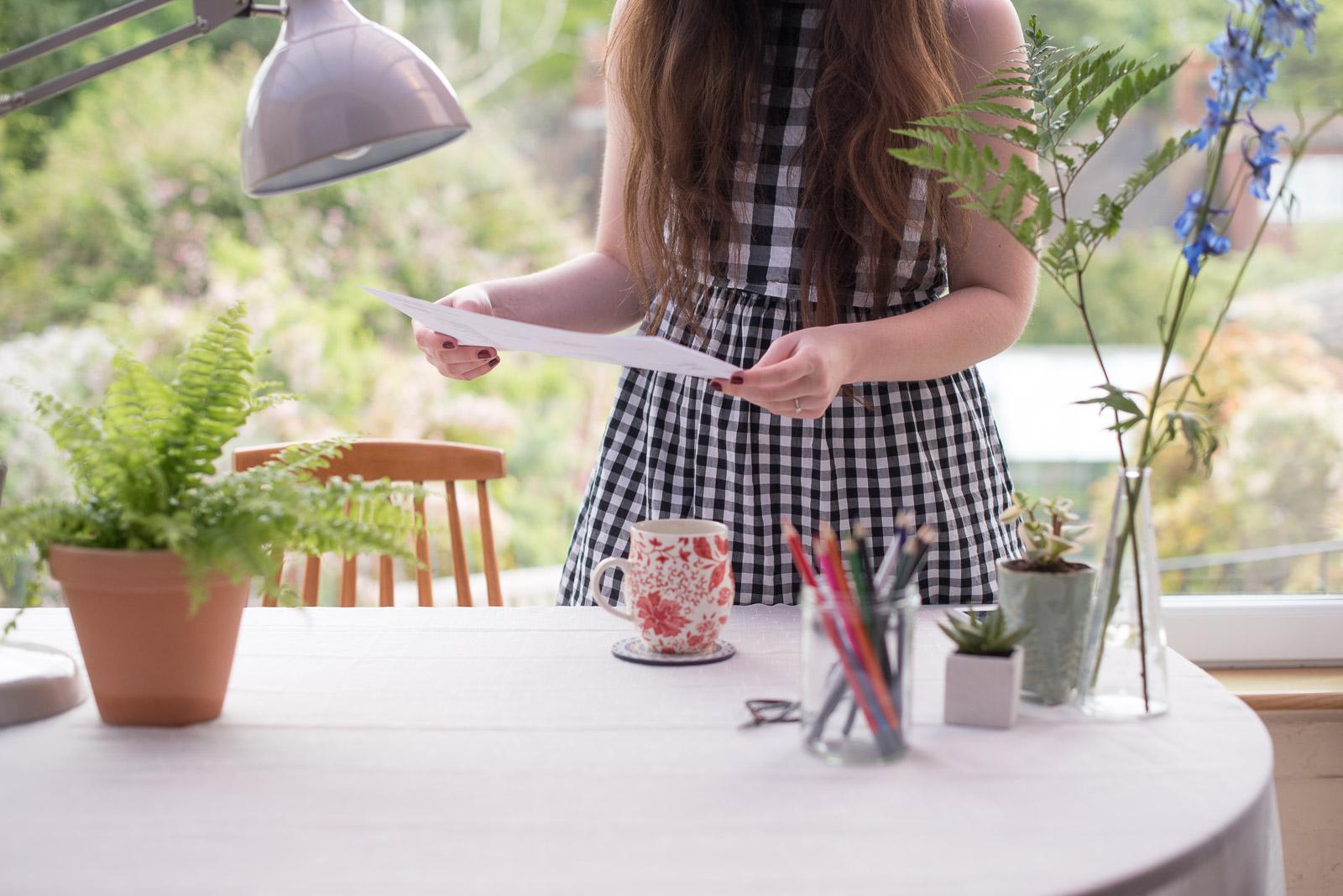 Fifi McGee - Interior blogger UK
