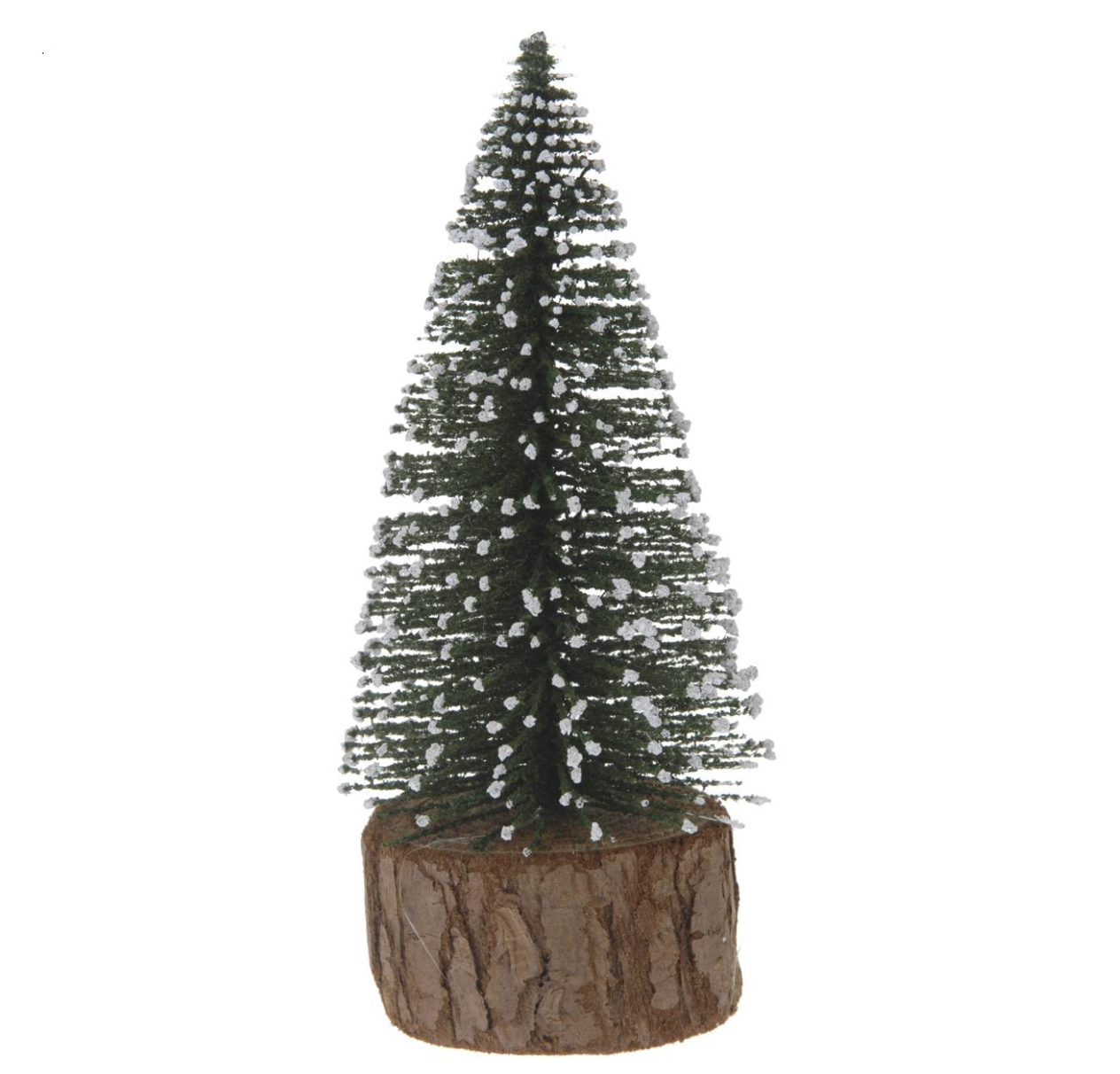 Brush christmas tree
