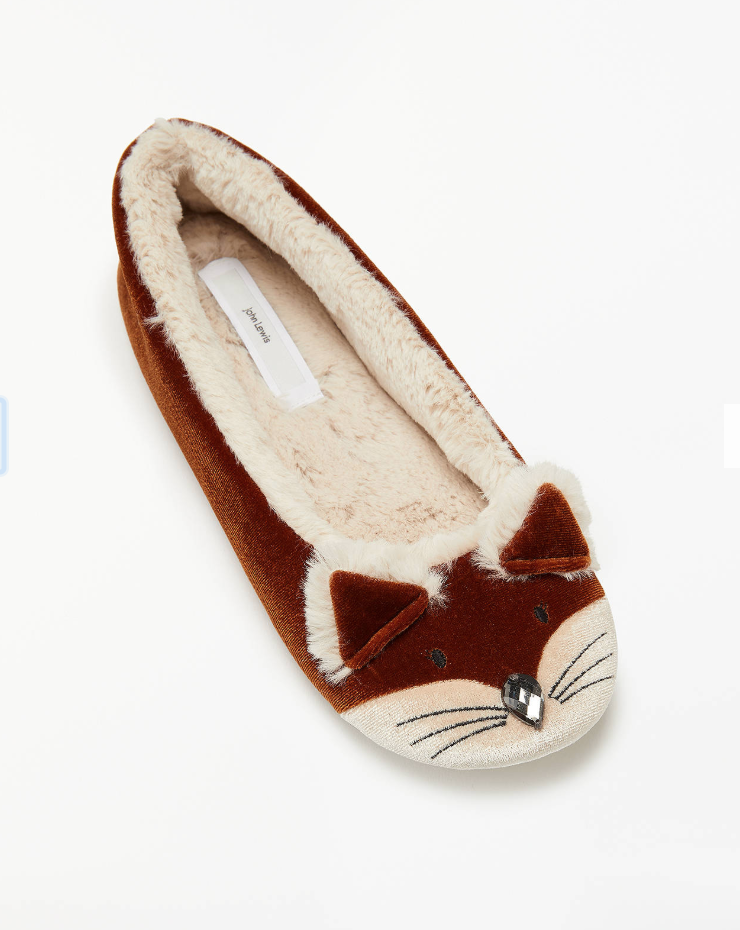 cute slippers john lewis