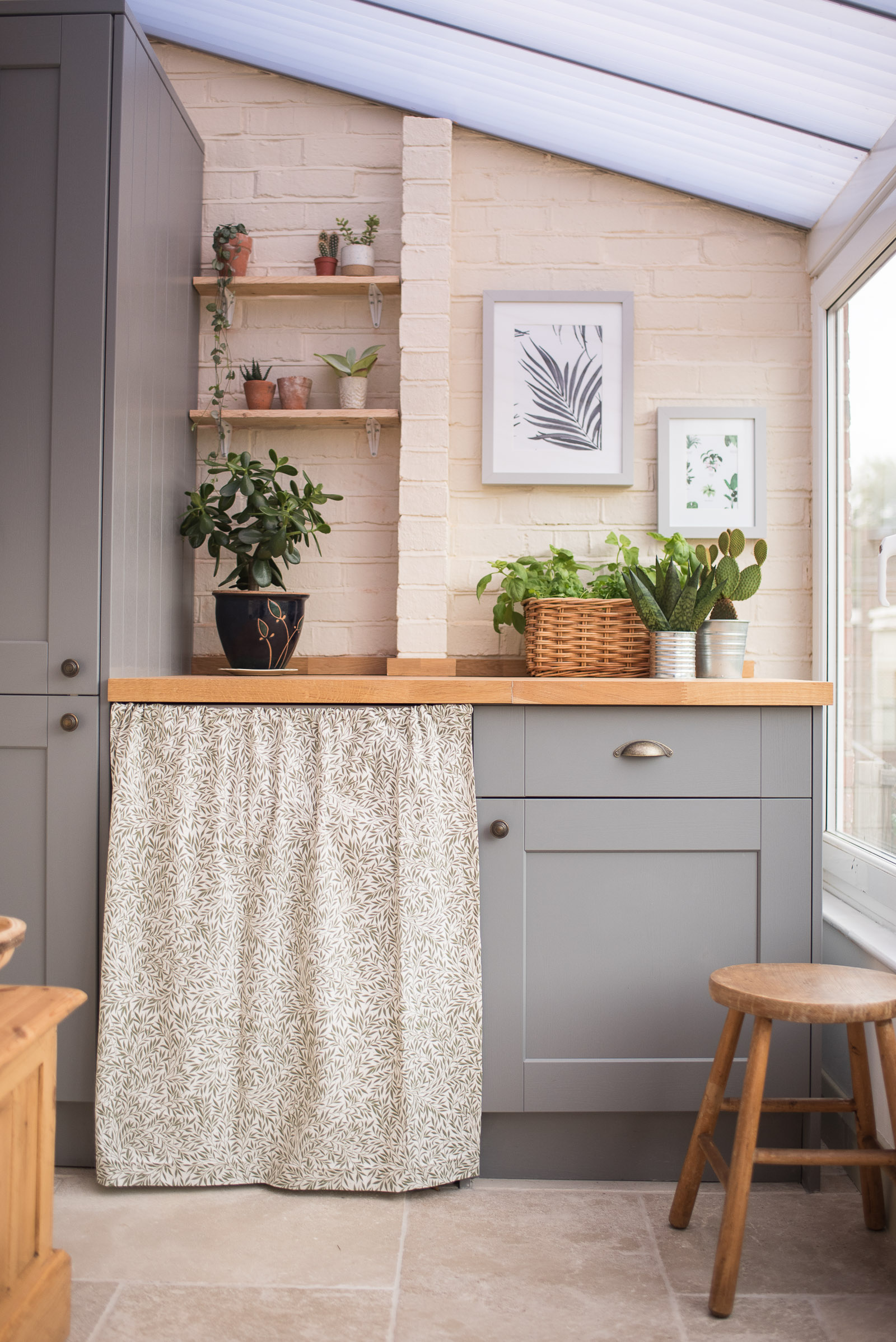 Our Utility Room Makeover Fifi Mcgee Interiors Renovation Blog