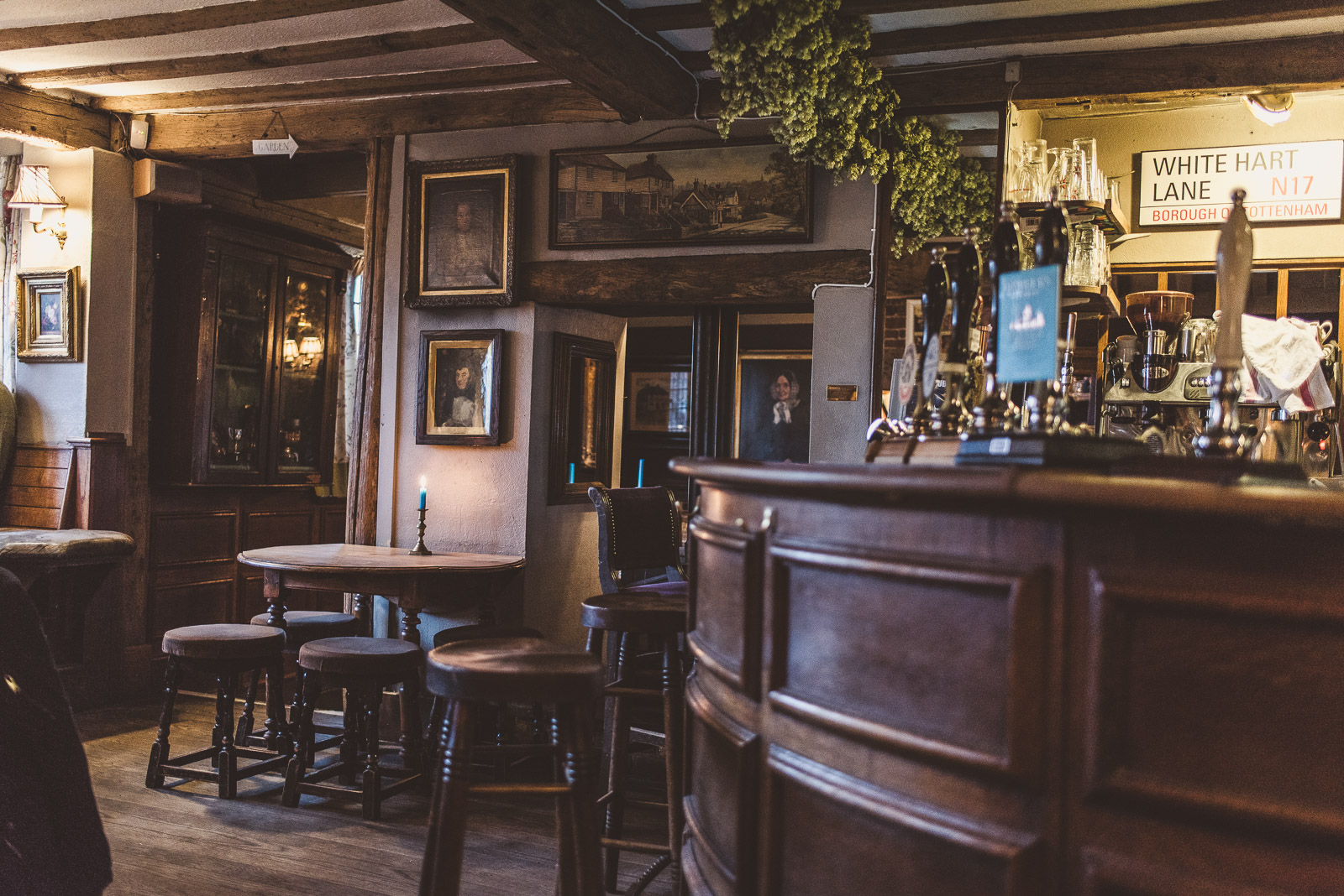 One of our fave spots we HAD LUNCH – The bull at benenden