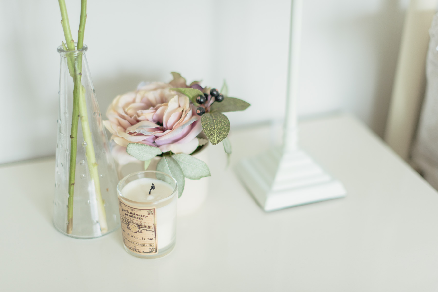styling a guest bedroom