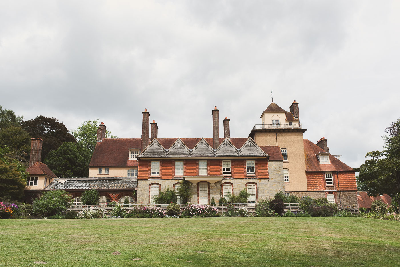 Standen House, National Trust