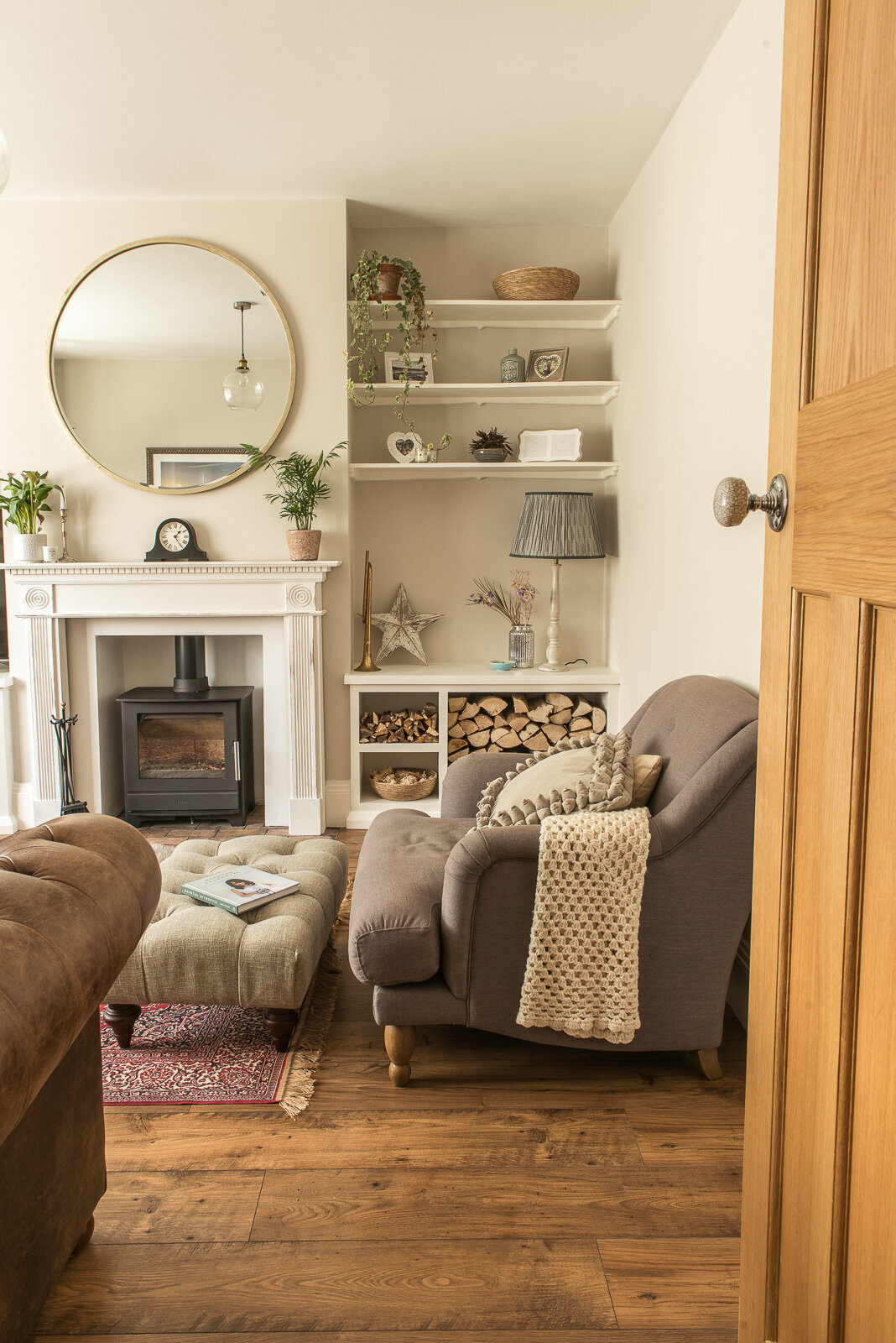 8 Cosy Living Room Ideas To Try In Your Home Fifi Mcgee Interiors Renovation Blog
