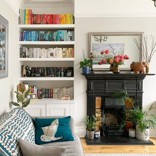 10 alternative alcove shelving ideas you're going to love
