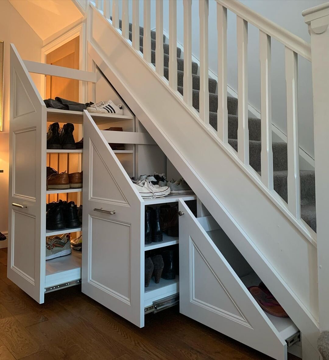 10 Clever Under Stair Storage Ideas You Re Going To Love Fifi Mcgee