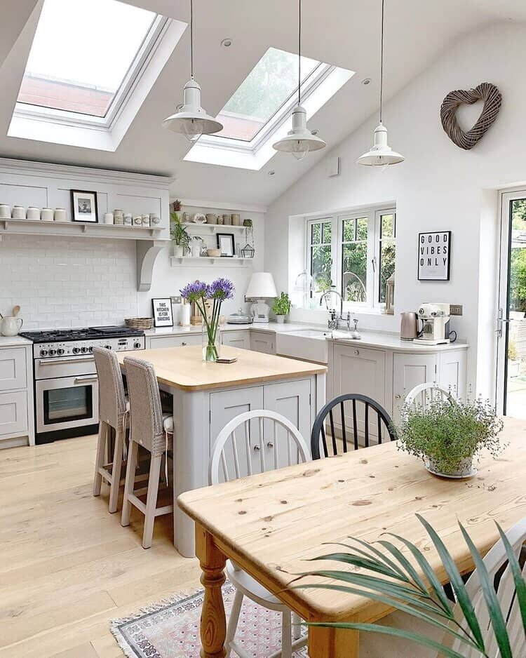 20 Beautiful And Achievable Kitchen Extension Ideas Fifi Mcgee Interiors Renovation Blog