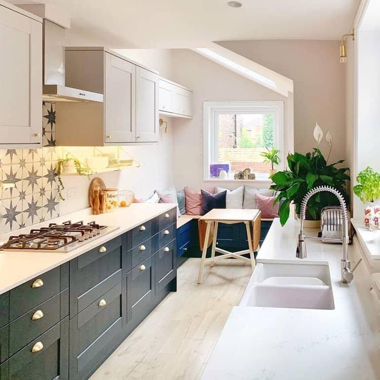 20 Beautiful Galley Kitchen Ideas Fifi Mcgee Interiors Renovation Blog