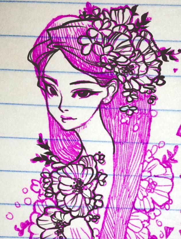 WIP - Painting over sketch via katuno.com