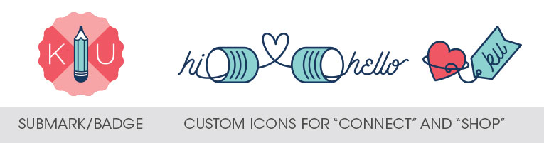 Submark and customized icons