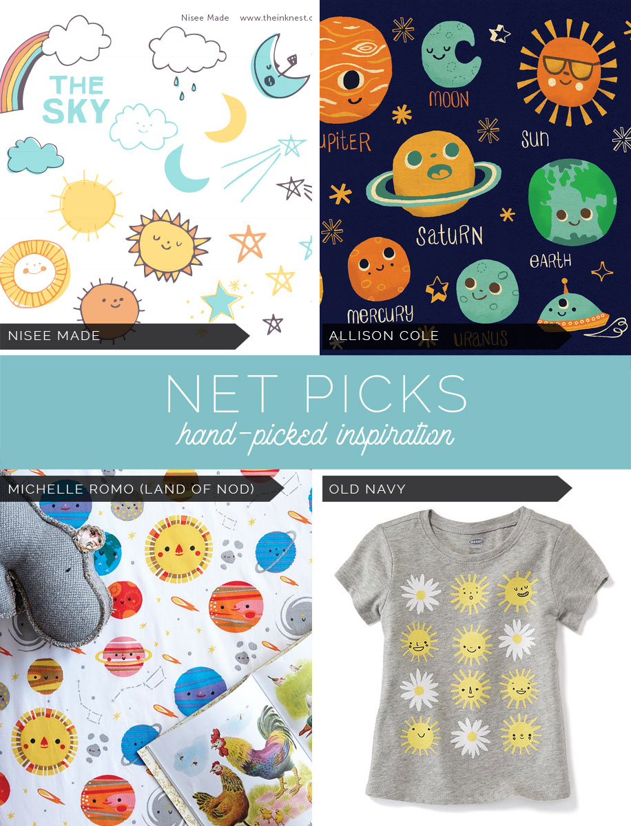 Net Picks - Sun-Kissed Inspiration