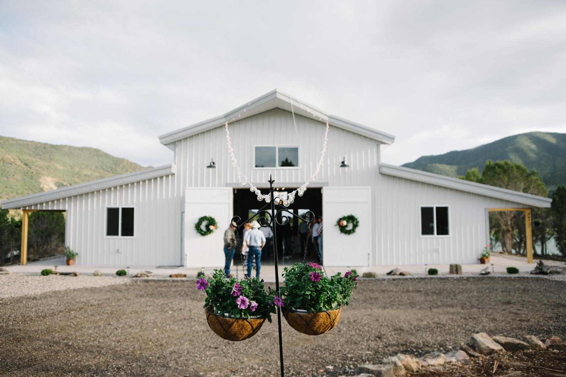 Mountain Wedding Venue in Colorado