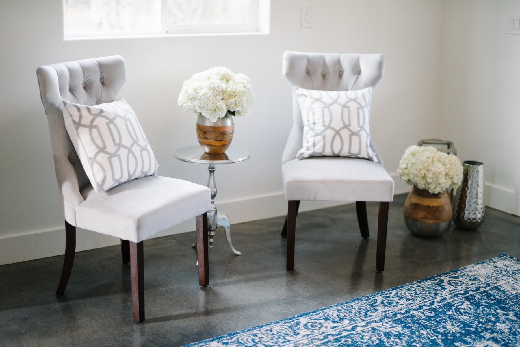 Bridal Room at Vista View Events | Barn Wedding Venue in Colorado