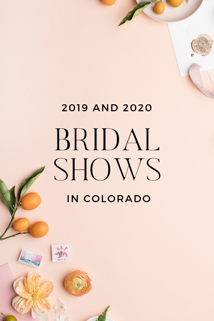 The best 2017 bridal shows and bridal festivals in Colorado
