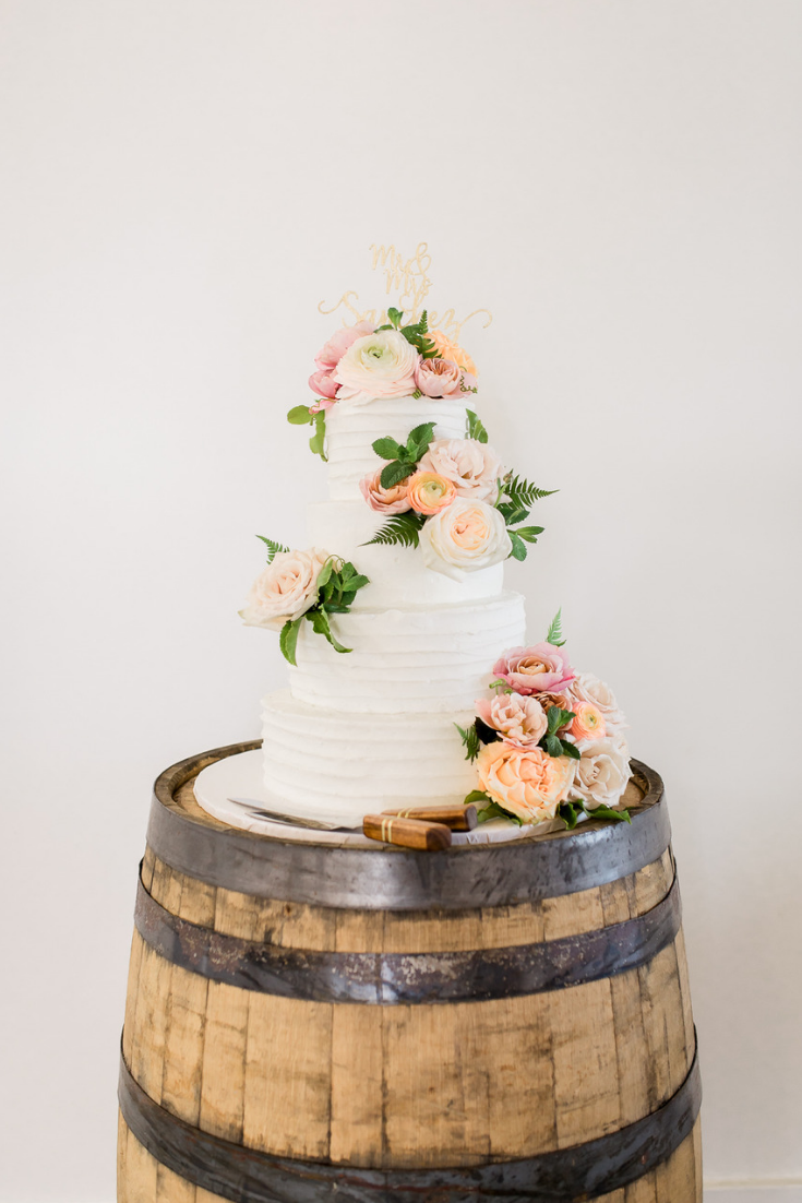 Photography:  Megan Lee Photography  Cake:  Simply Cakes by Camberly