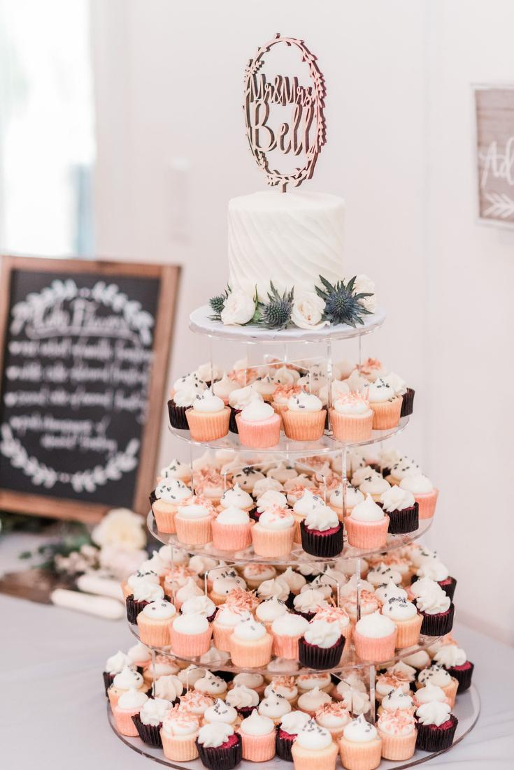 Photography:  Amanda Matilda Photography  Cake:  Afternoon Delight Bakery