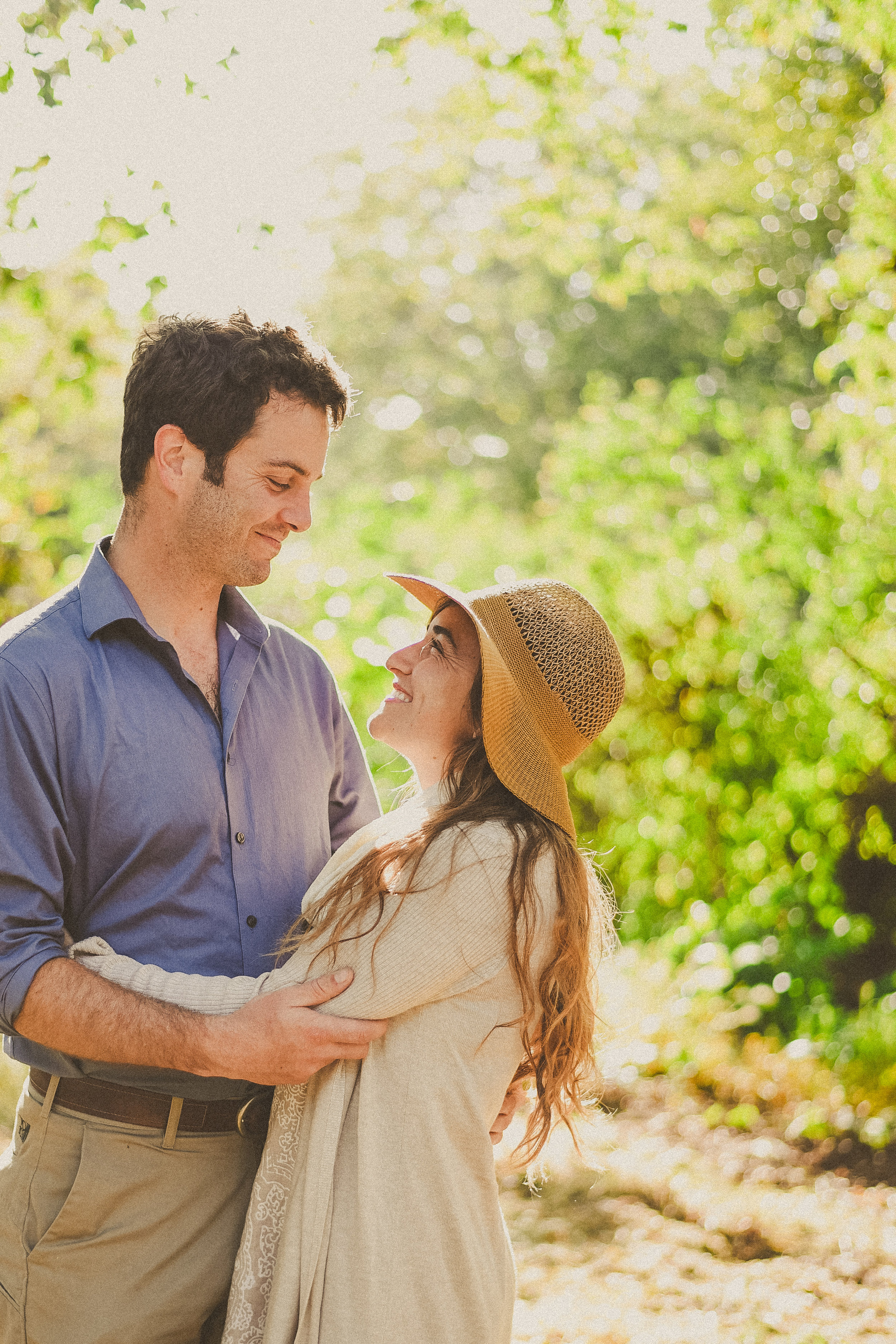 Janelle Bryan Arroyo Grande Engagement Biddle Park Brandi Royer Photography