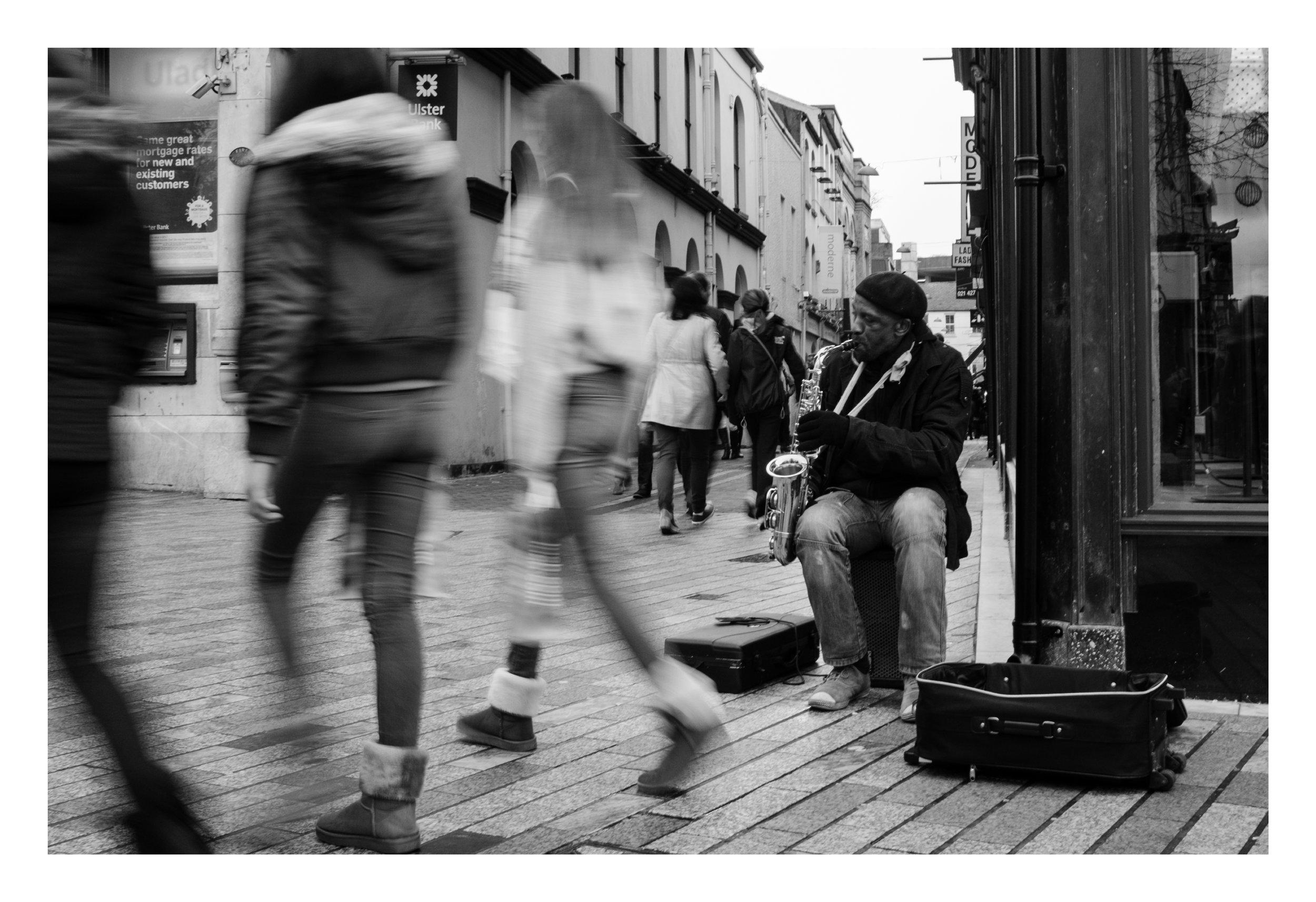 Cork Street photography 1