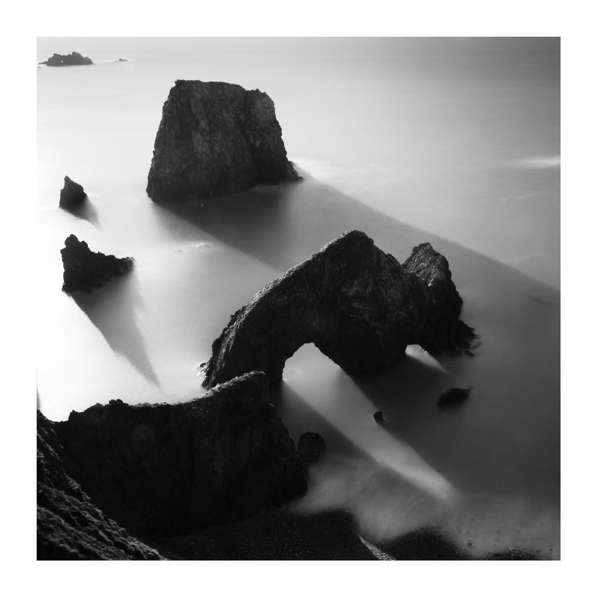 Copper Coast 24 - Kilfarrasy Beach fro mthe cliff tops at dawn